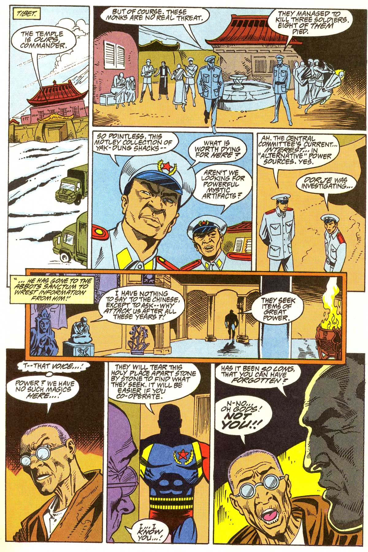 Read online Peter Cannon--Thunderbolt (1992) comic -  Issue #11 - 9