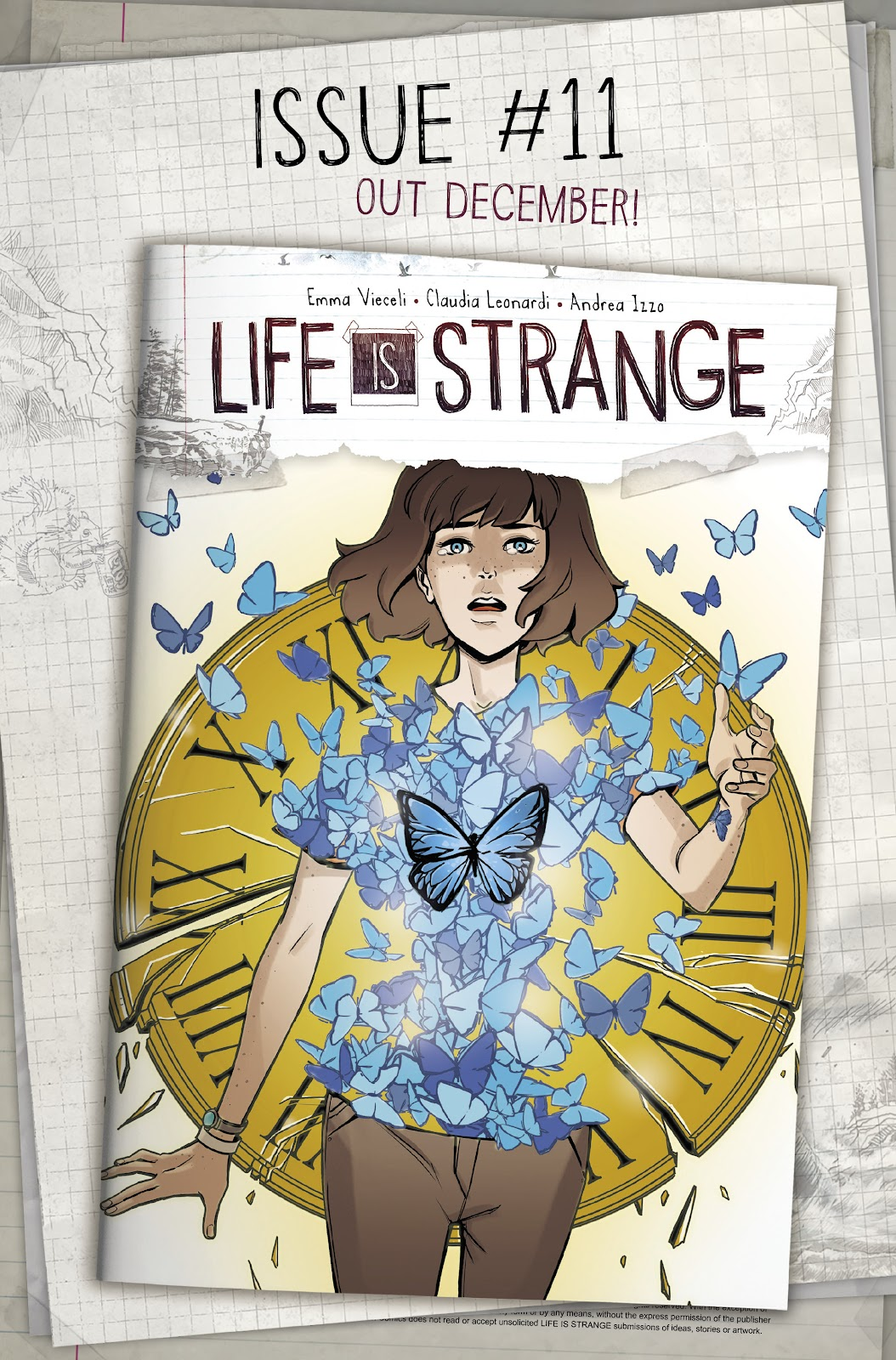 Read online Life is Strange comic -  Issue #10 - 30