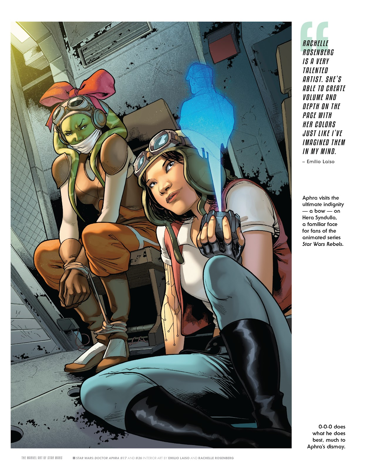 Read online The Marvel Art of Star Wars comic -  Issue # TPB (Part 2) - 83