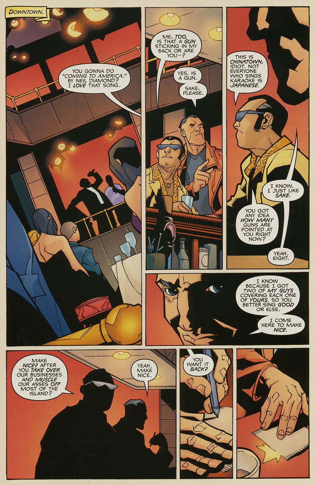 Read online Nightcrawler (2002) comic -  Issue #3 - 15