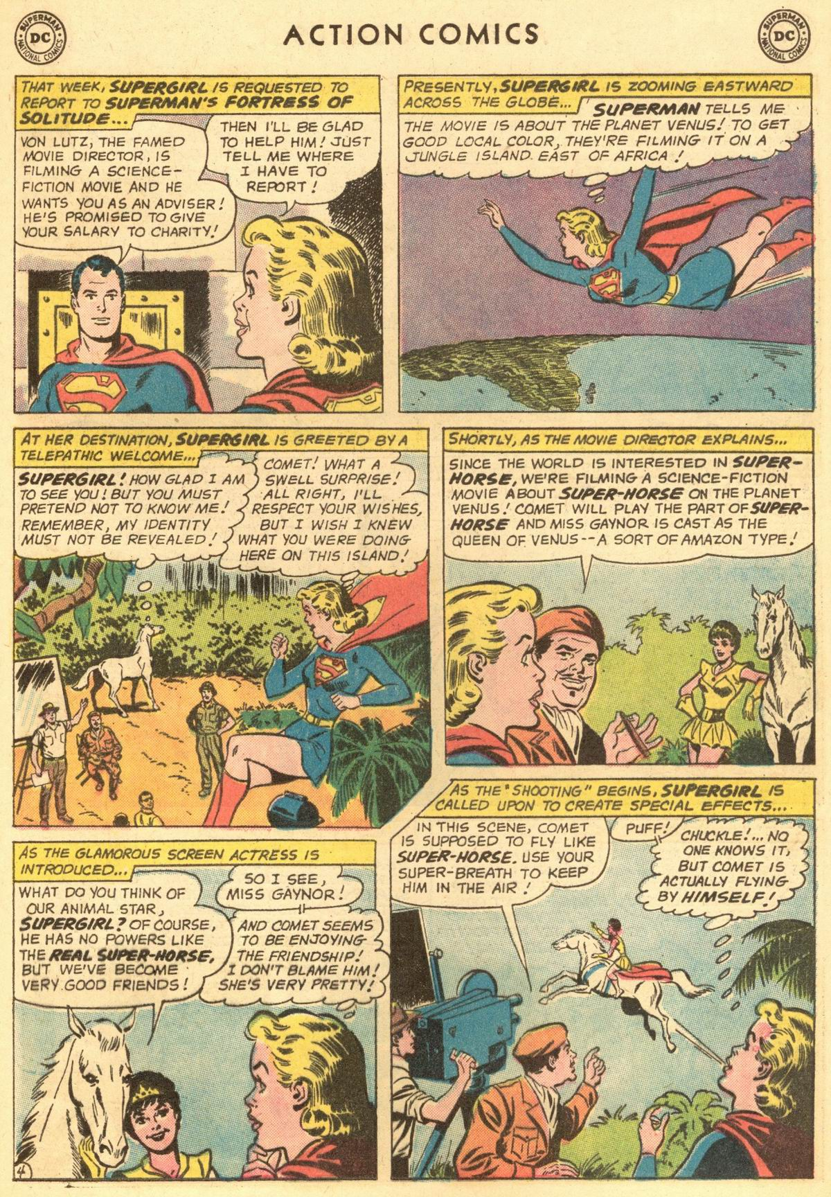 Action Comics (1938) 294 Page 24