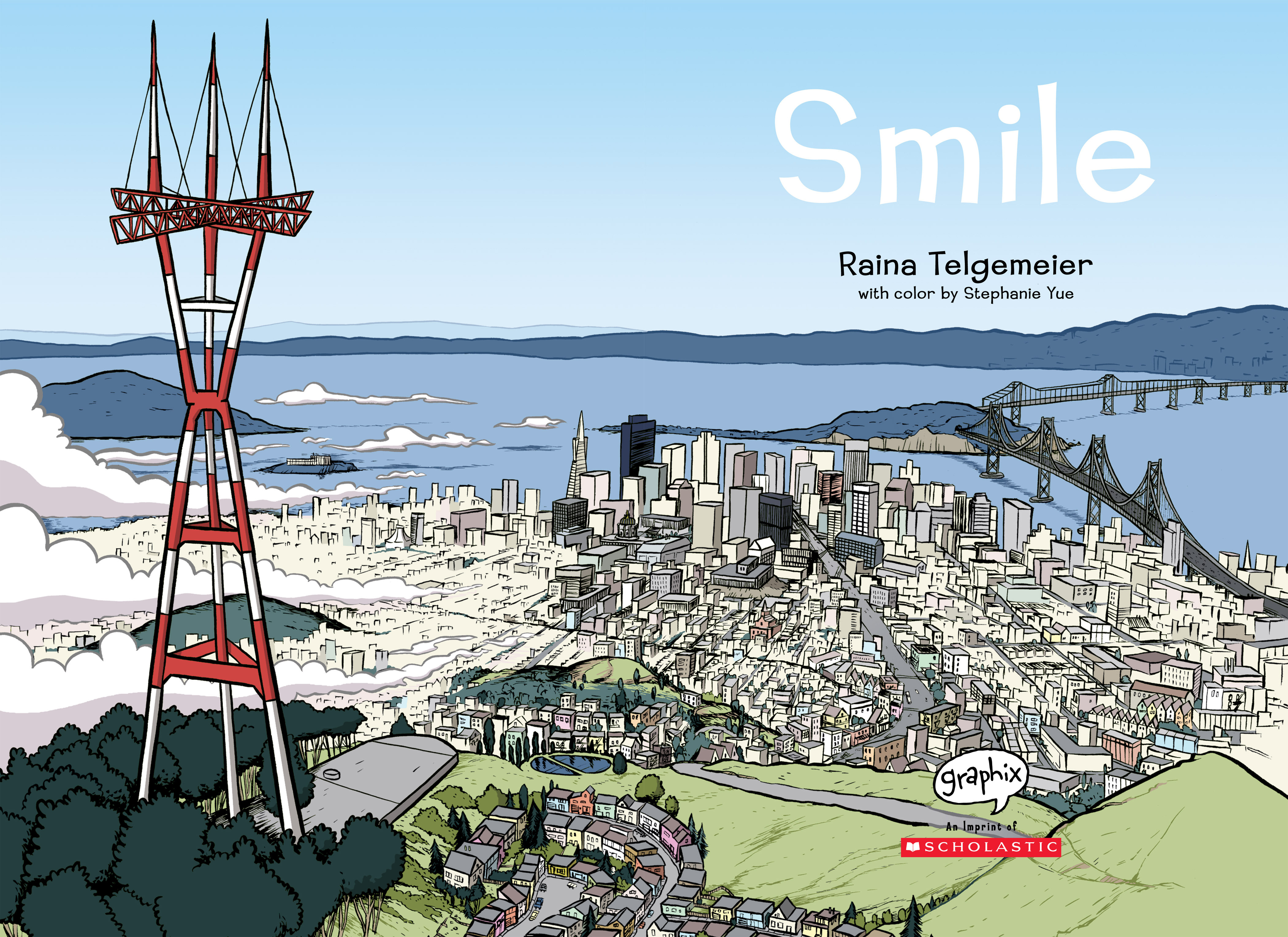 Read online Smile comic -  Issue # TPB - 4
