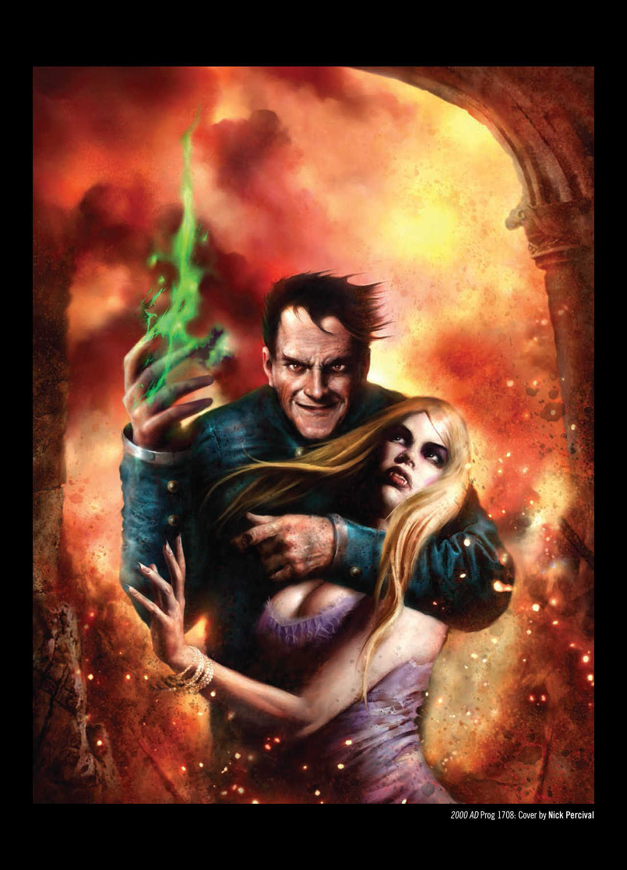 Read online Nikolai Dante comic -  Issue # TPB 10 - 190