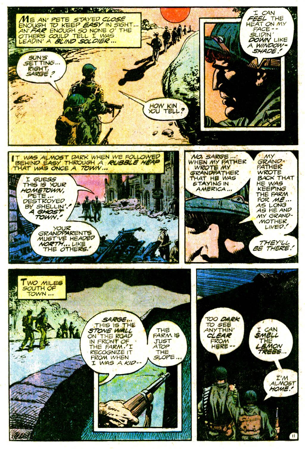 Read online Sgt. Rock comic -  Issue #364 - 15