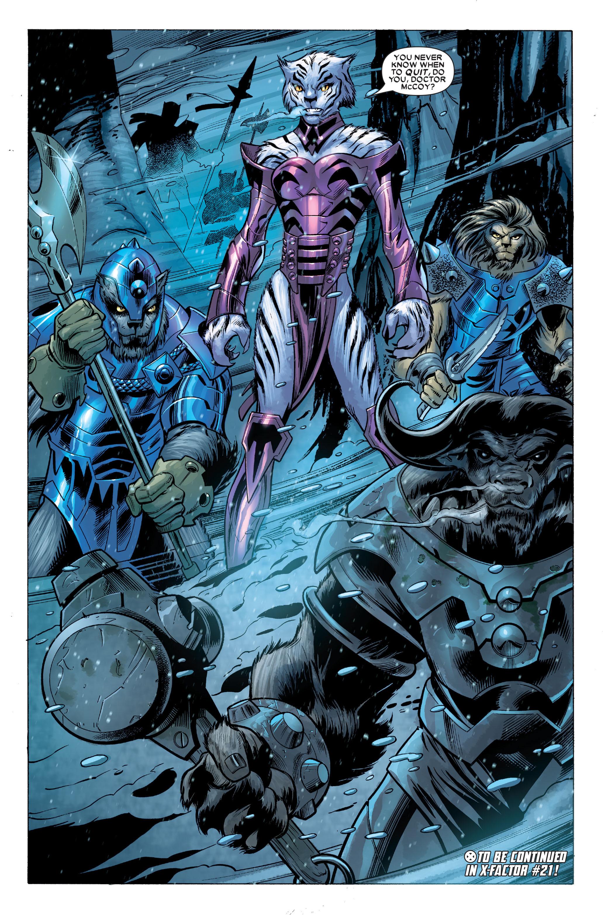 Read online Uncanny X-Men (1963) comic -  Issue #488 - 32