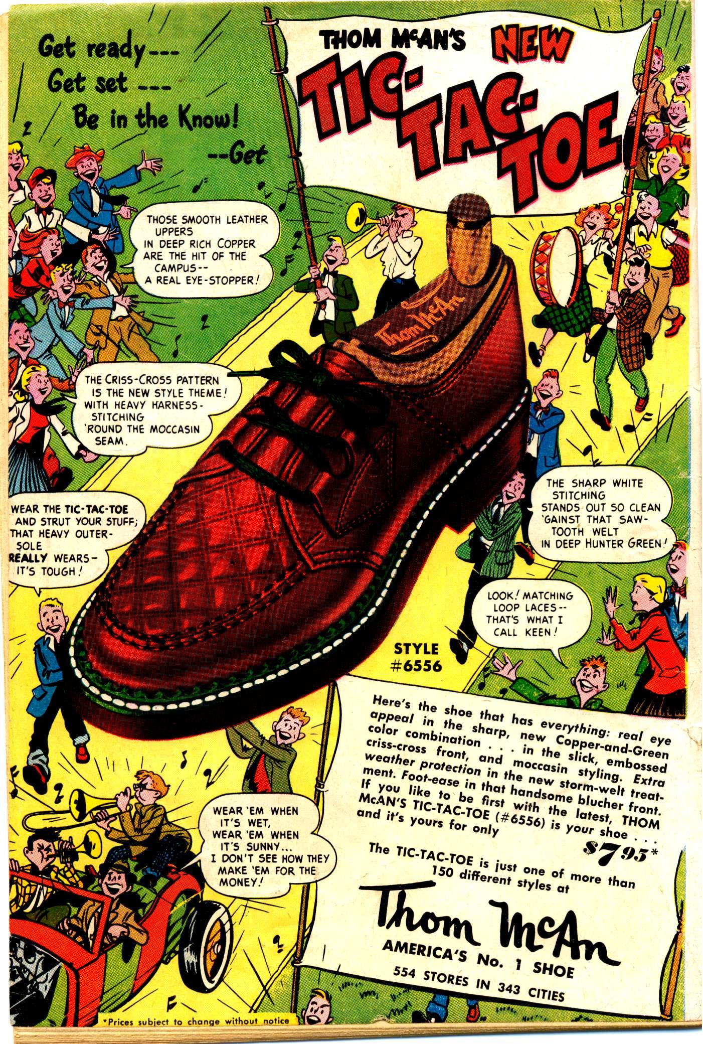 Read online Wonder Woman (1942) comic -  Issue #50 - 44