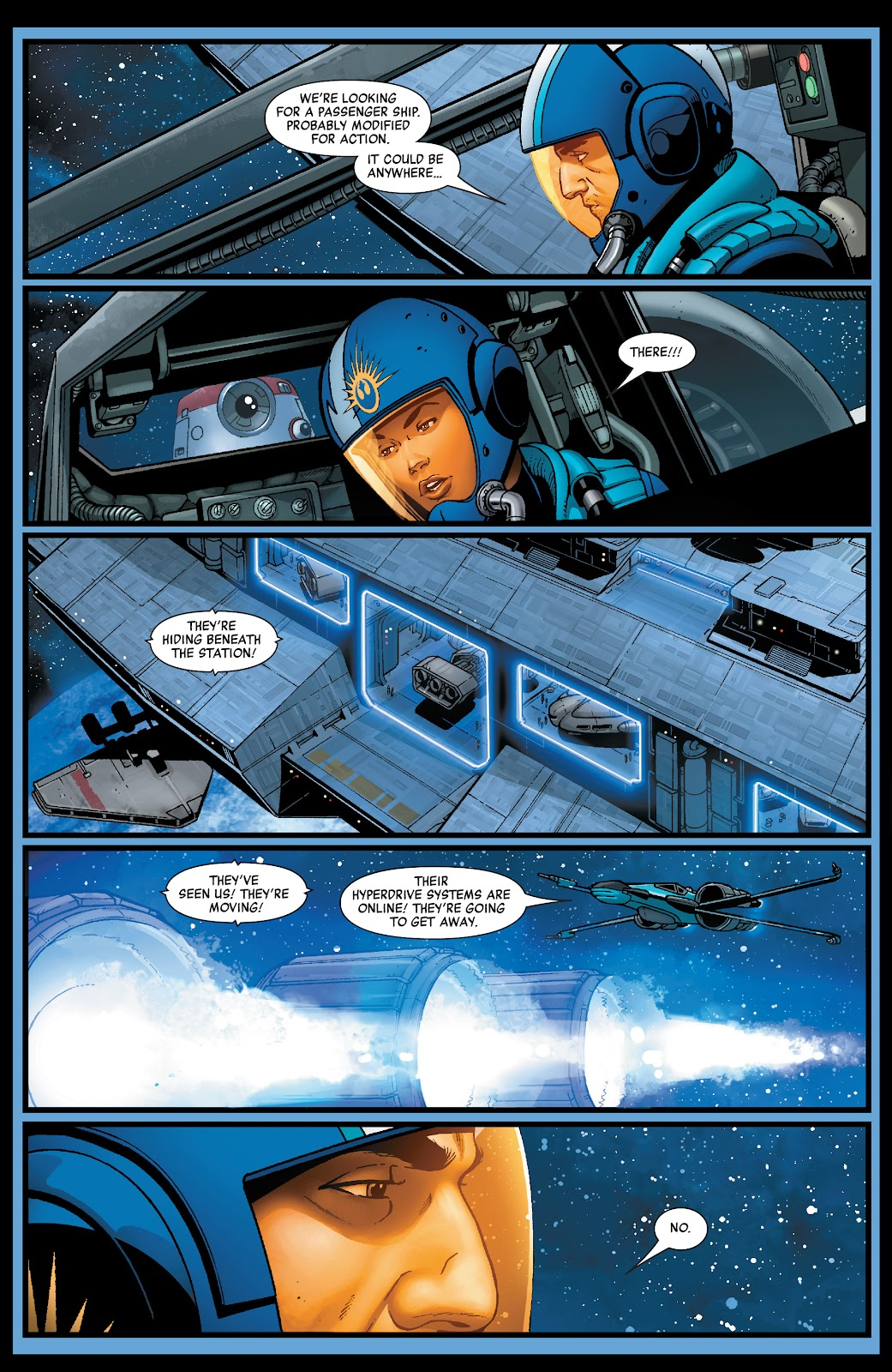 Read online Star Wars: Age of Republic: Heroes comic -  Issue # TPB - 32