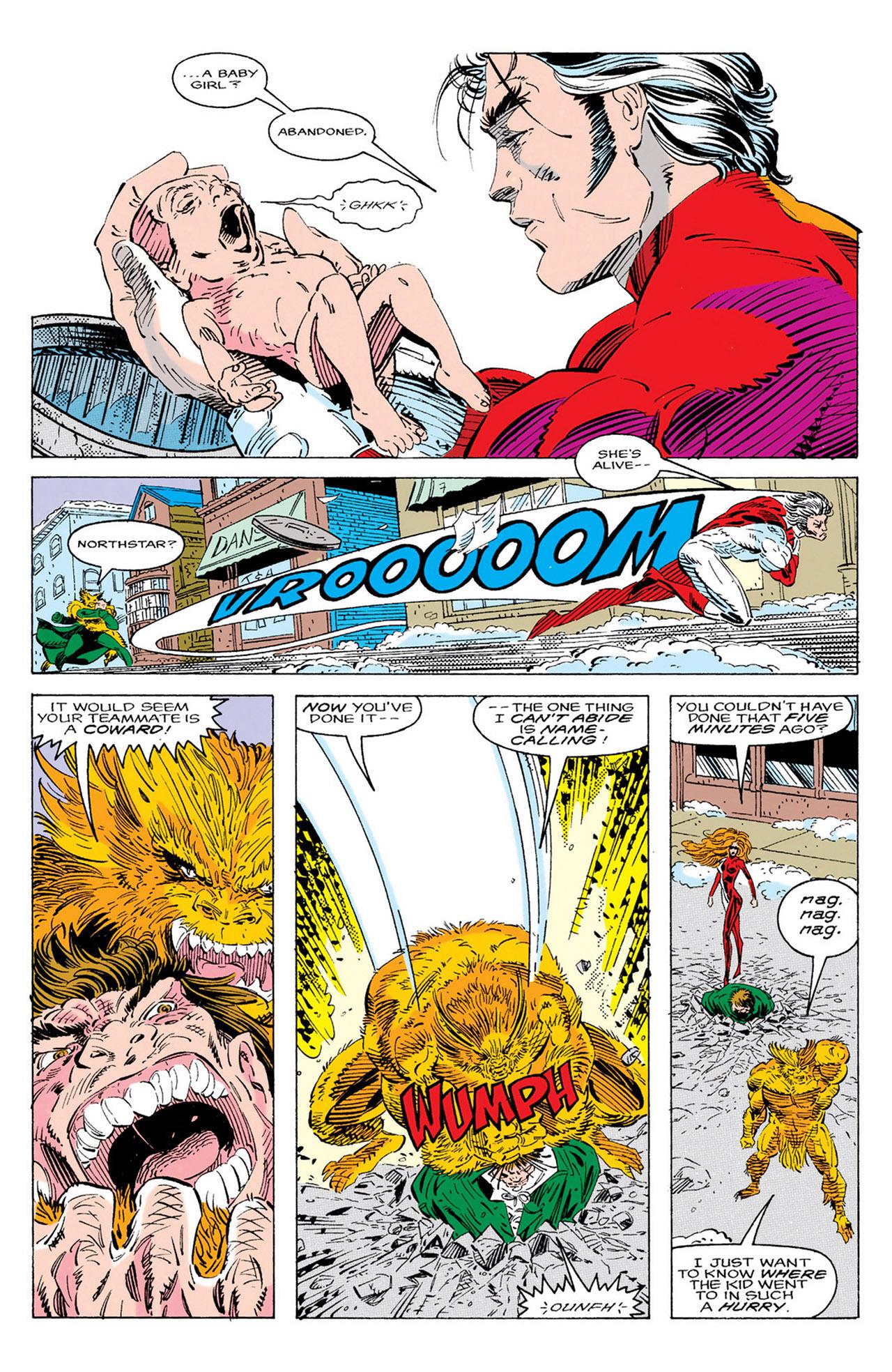 Read online Astonishing X-Men (2004) comic -  Issue # _Annual 1 - 20