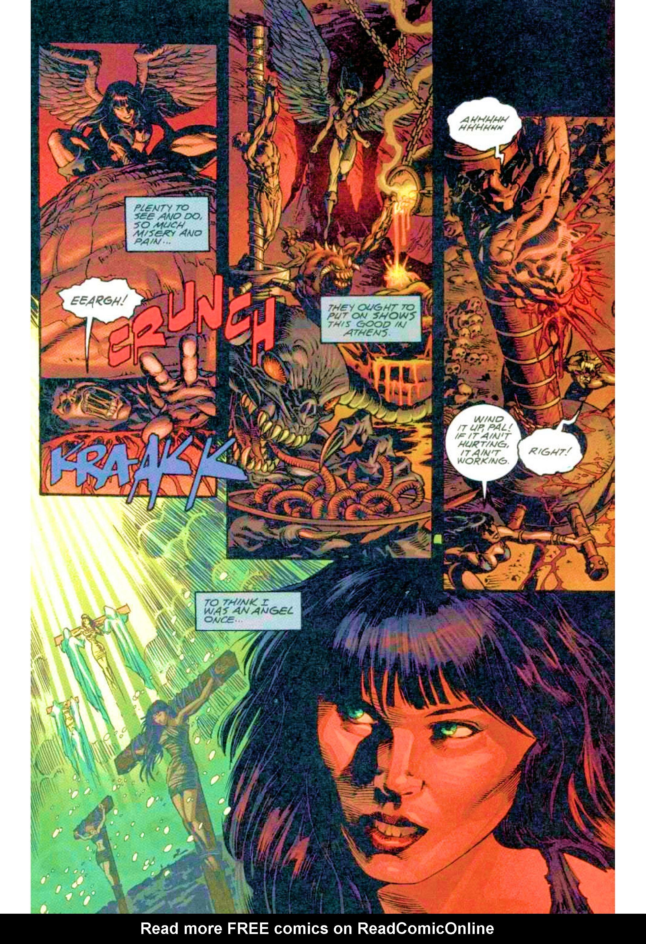 Read online Xena: Warrior Princess (1999) comic -  Issue #3 - 5