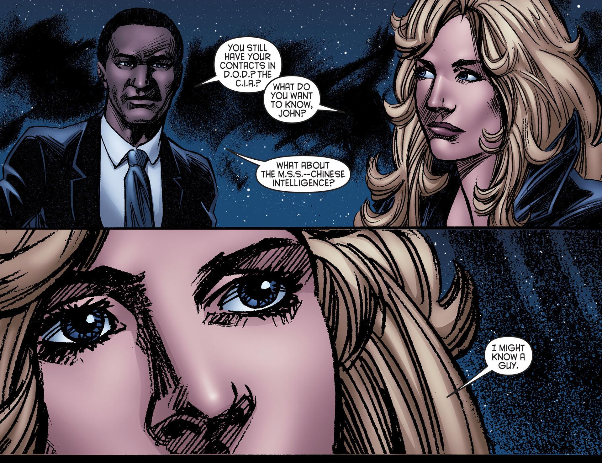 Read online Arrow [II] comic -  Issue #25 - 21