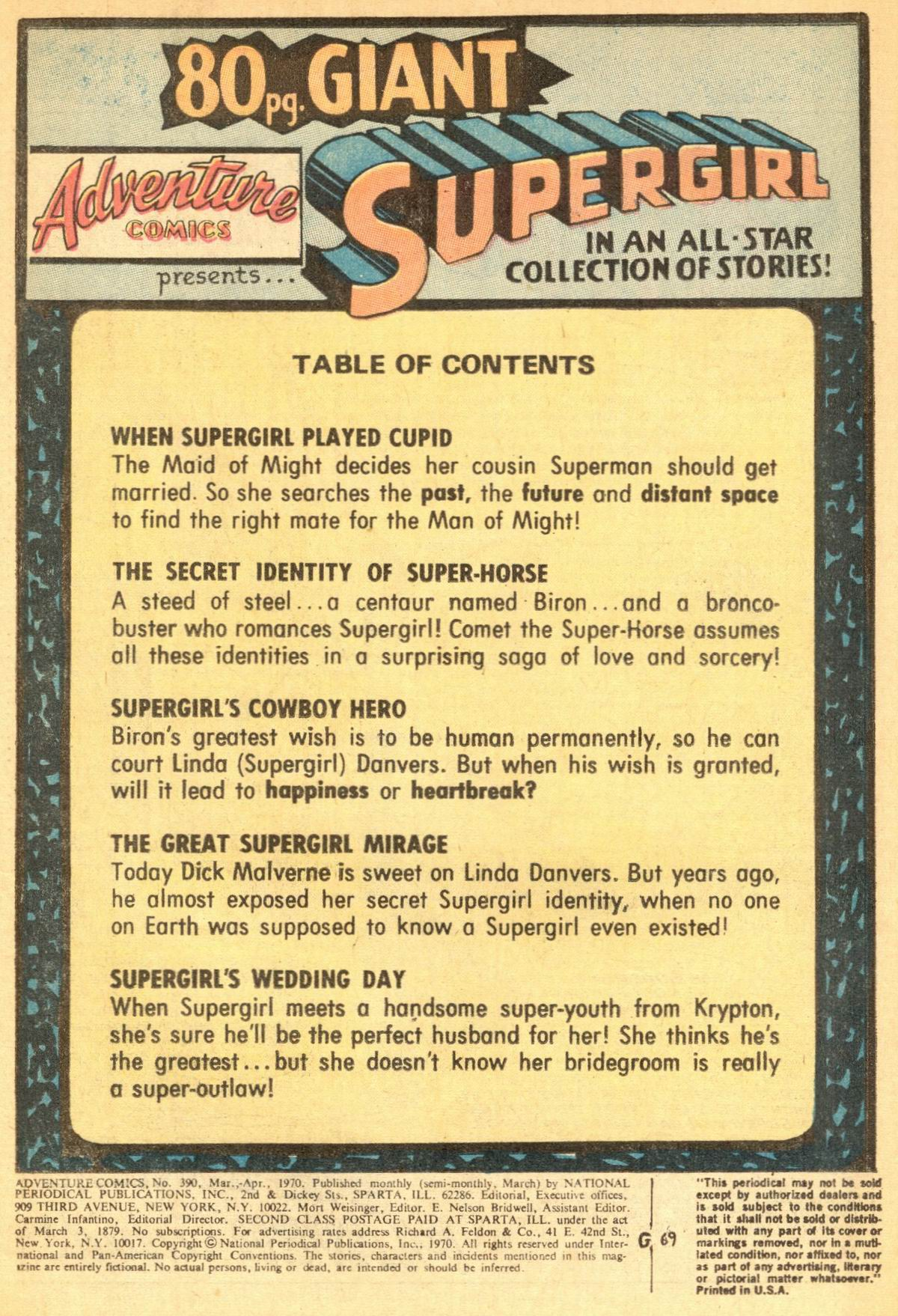 Read online Adventure Comics (1938) comic -  Issue #390 - 3