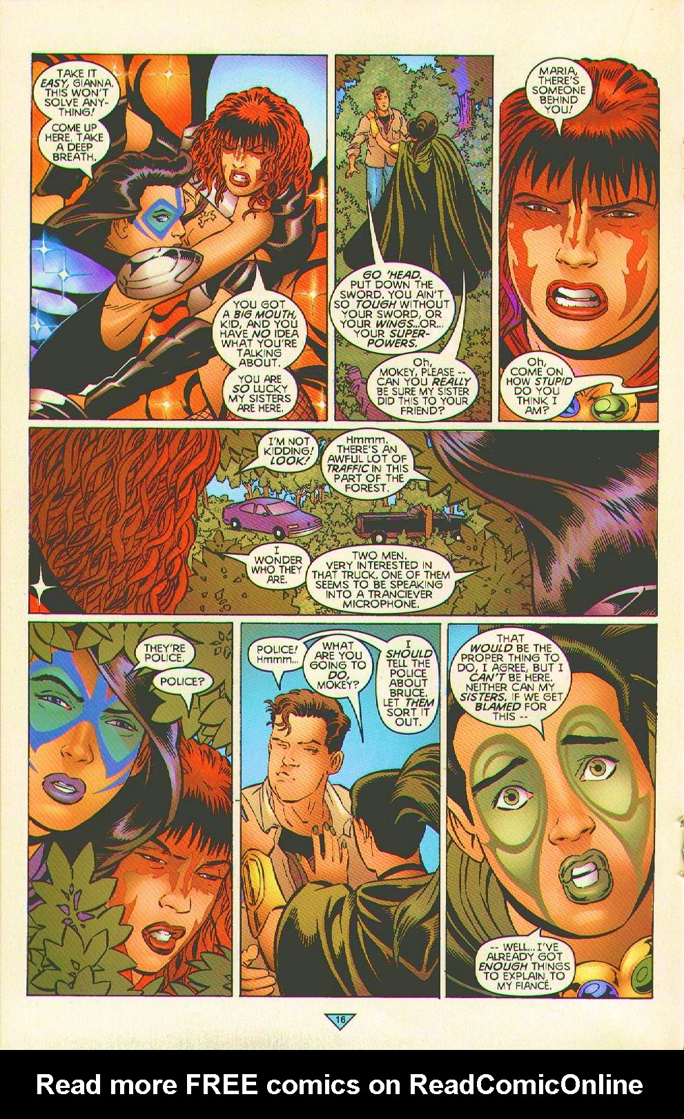 Read online Trinity Angels comic -  Issue #3 - 13