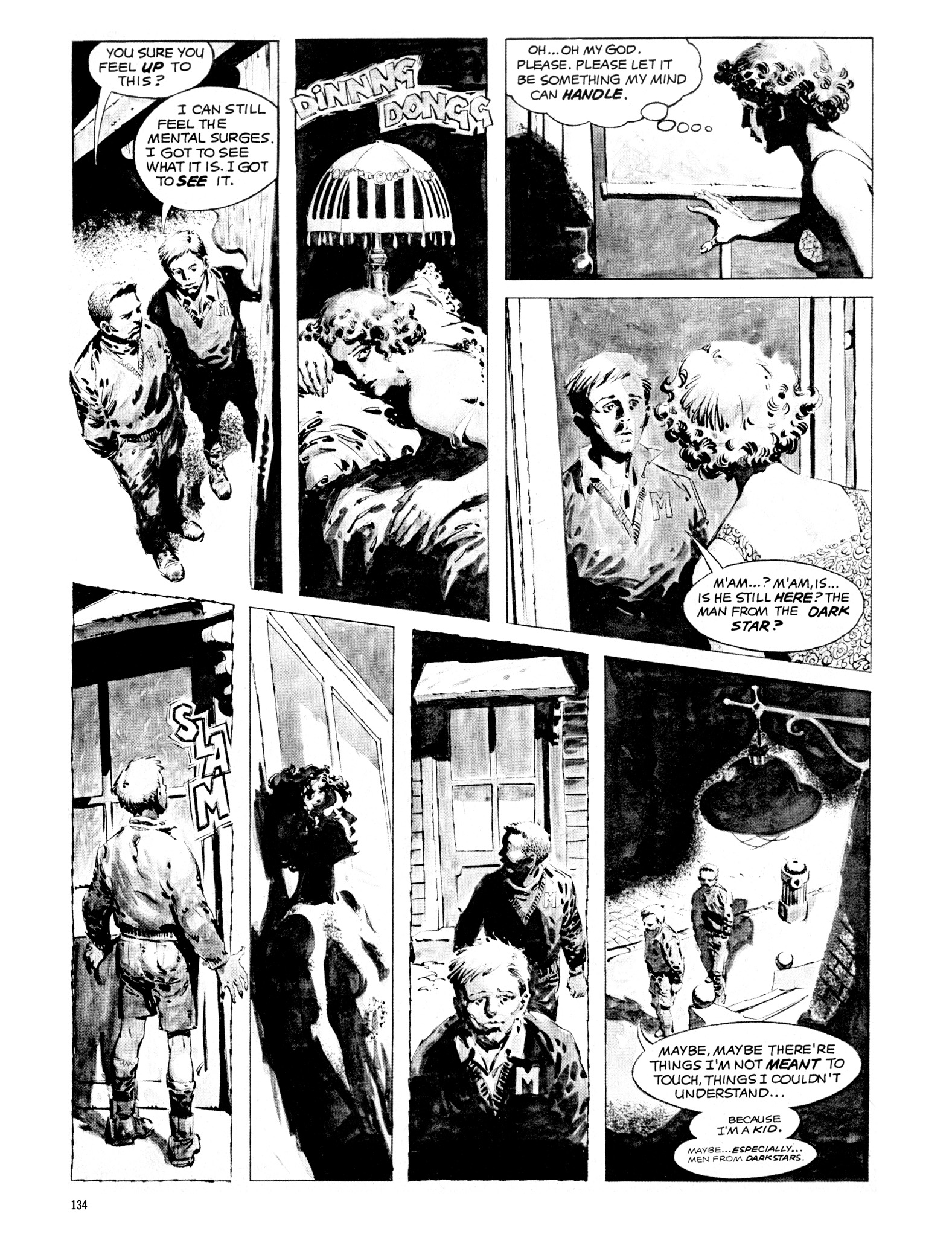 Read online Eerie Archives comic -  Issue # TPB 16 - 135