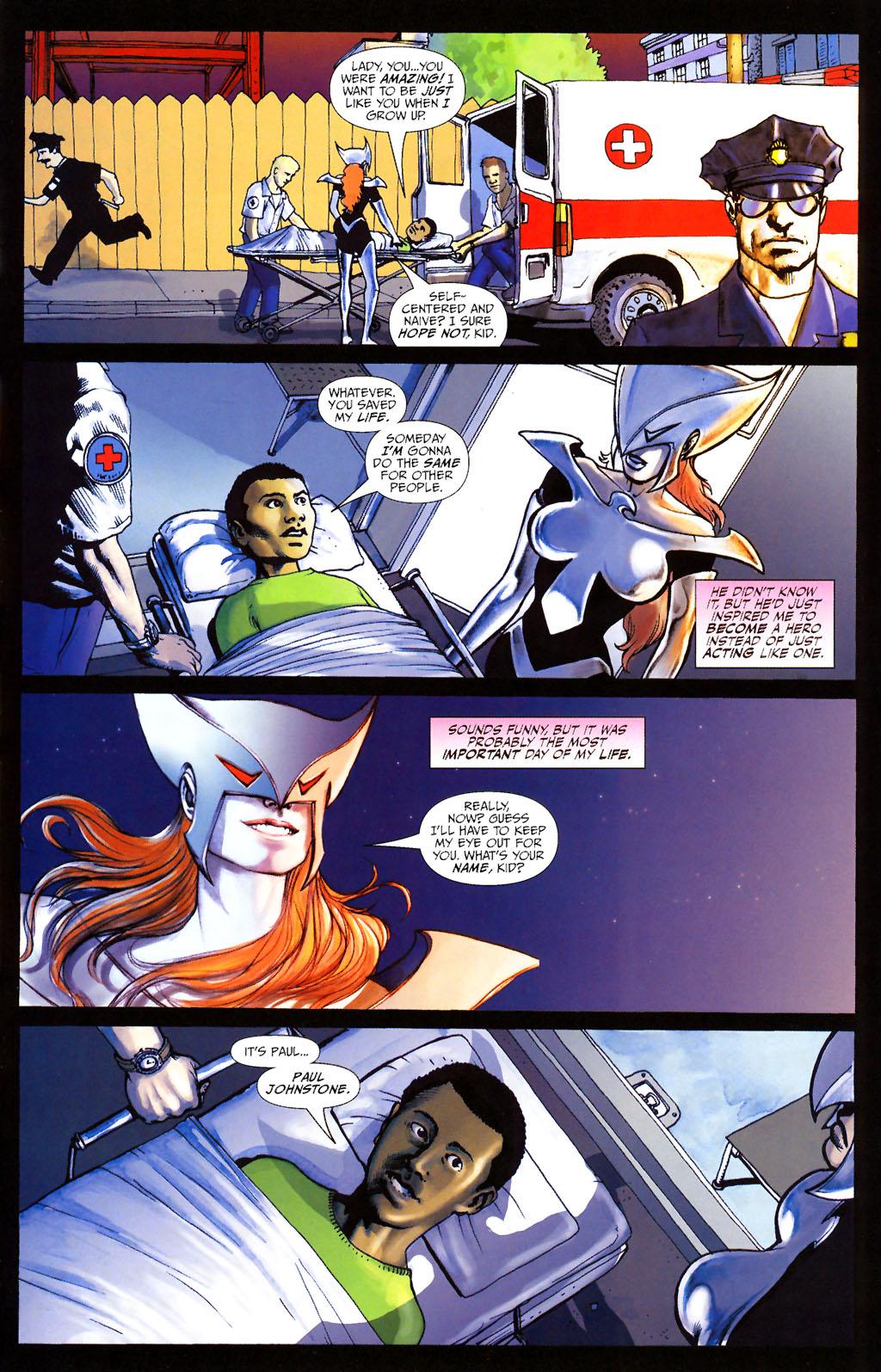 Read online ShadowHawk (2005) comic -  Issue #13 - 26