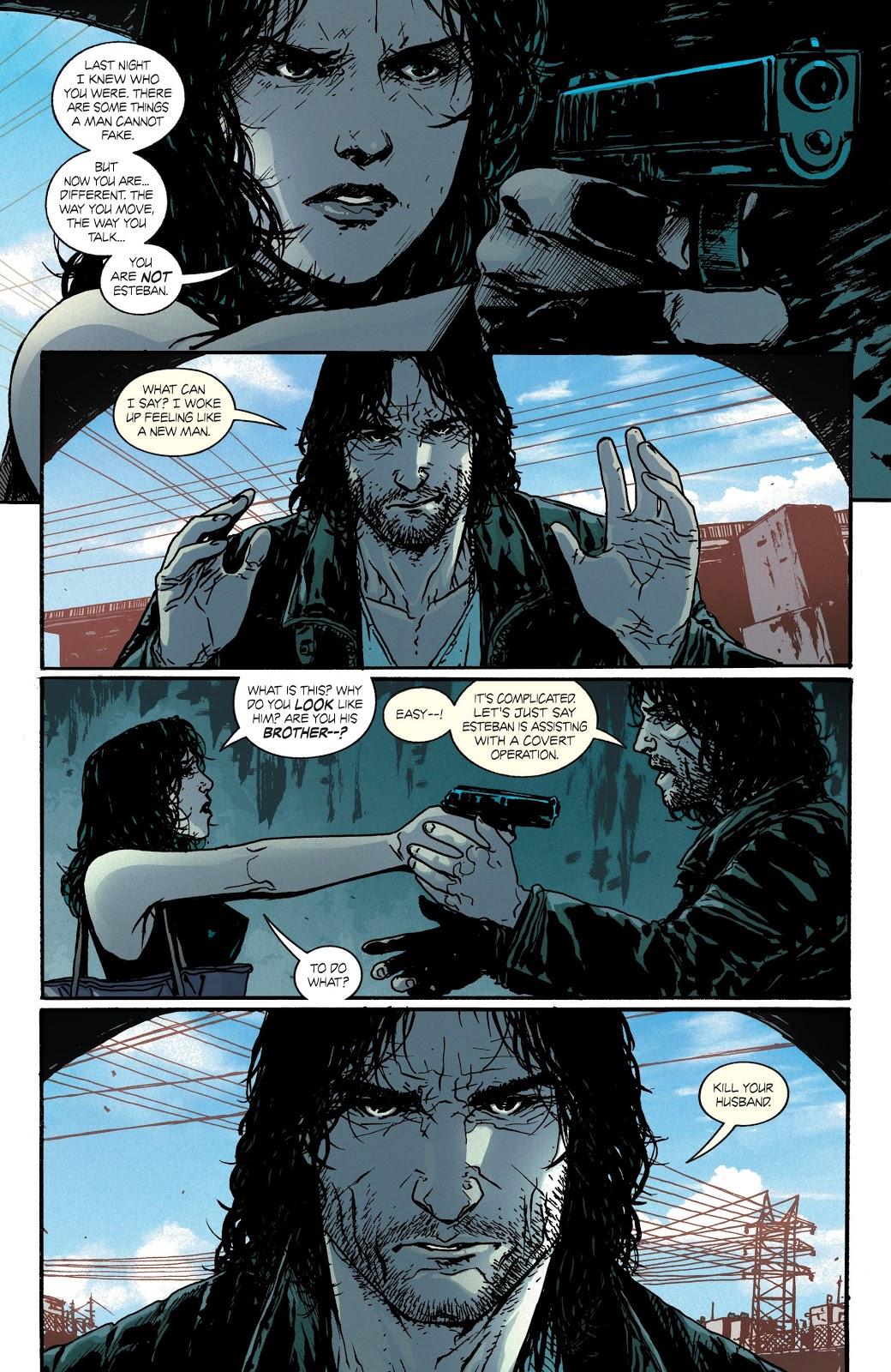 Read online Hardcore comic -  Issue #3 - 3