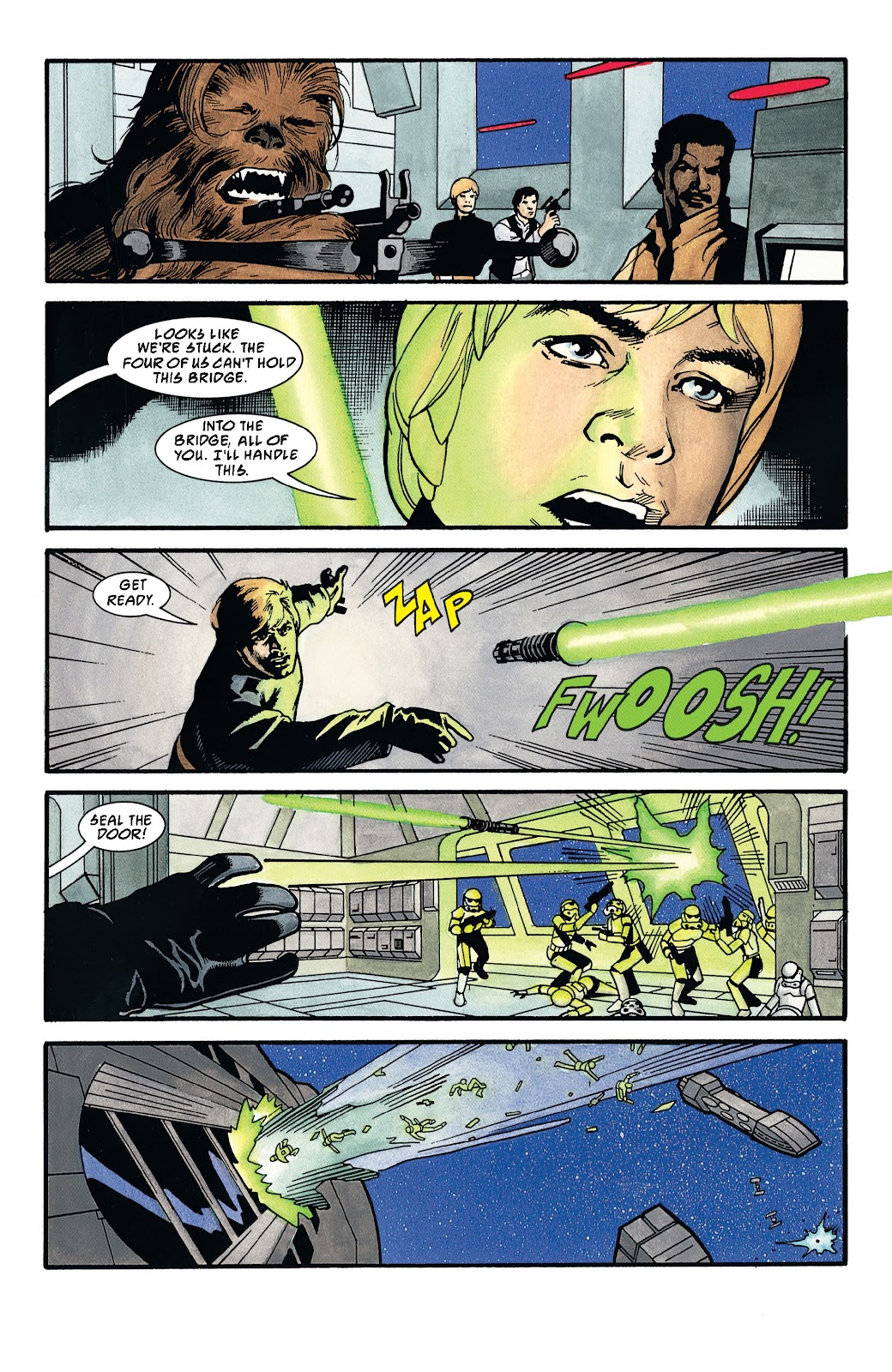 Read online Star Wars Legends: The New Republic - Epic Collection comic -  Issue # TPB 4 (Part 3) - 94