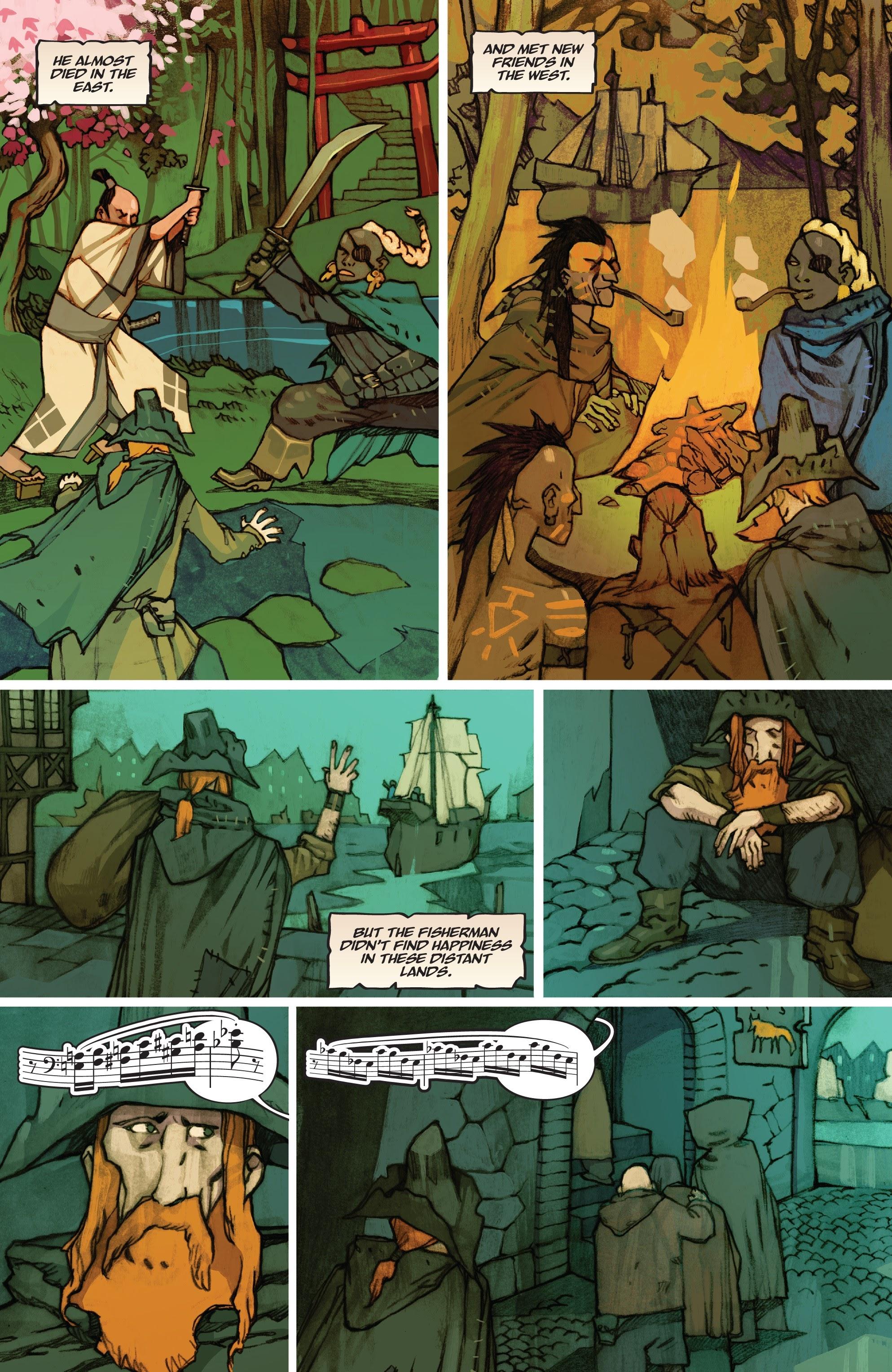 Jim Henson S The Storyteller Sirens Issue 1  Viewcomic -2653