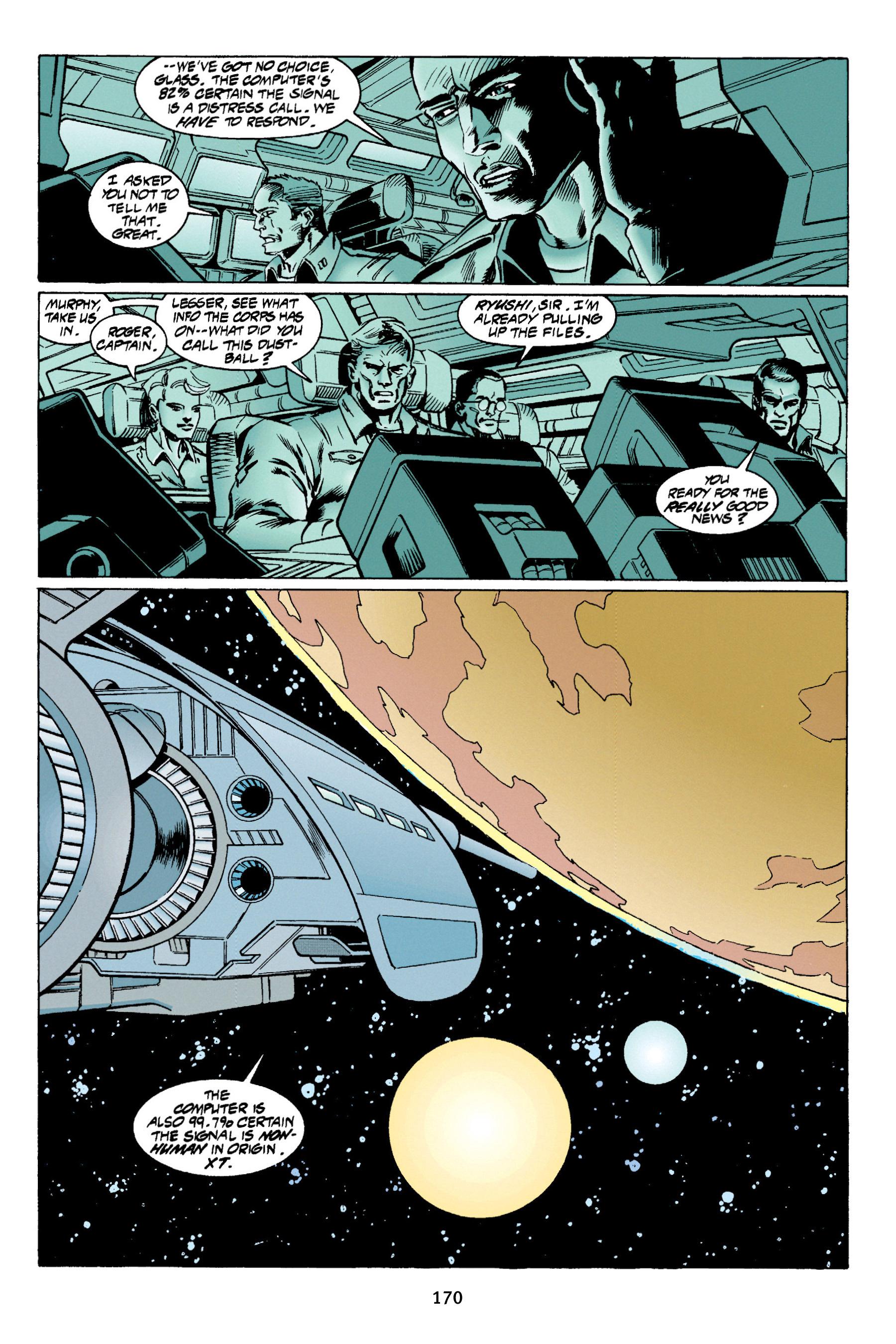 Read online Aliens vs. Predator Omnibus comic -  Issue # _TPB 1 Part 2 - 68