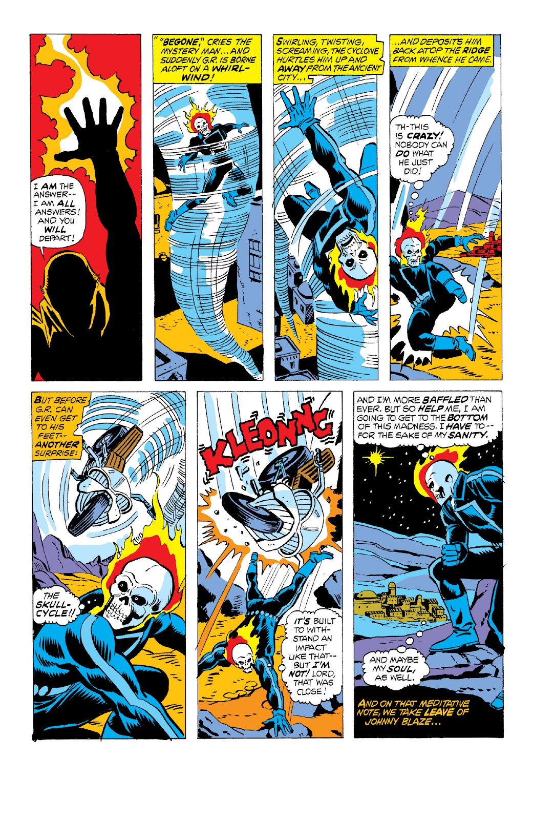 Read online Marvel Two-In-One Epic Collection: Cry Monster comic -  Issue # TPB (Part 2) - 87
