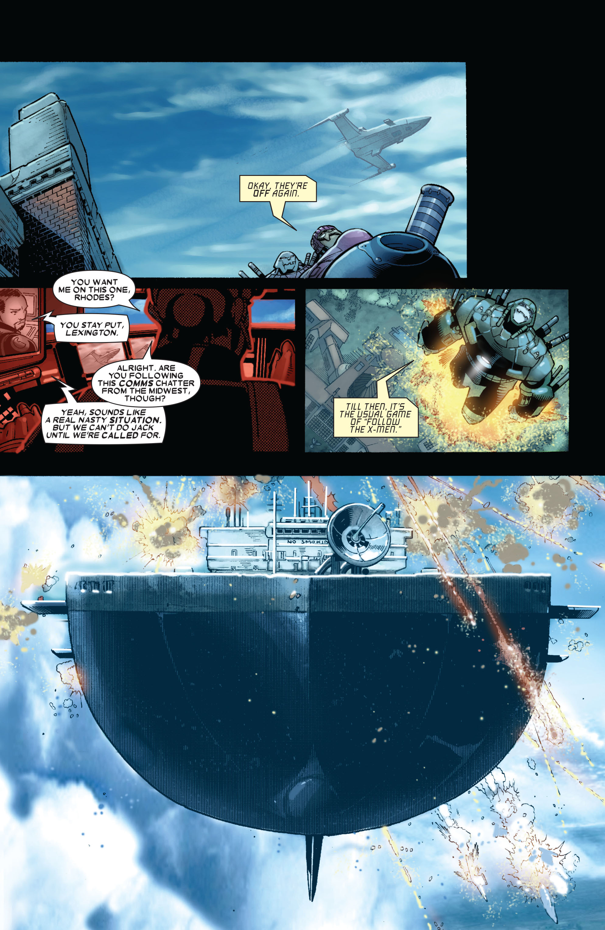 X-Men (1991) 192 Page 13