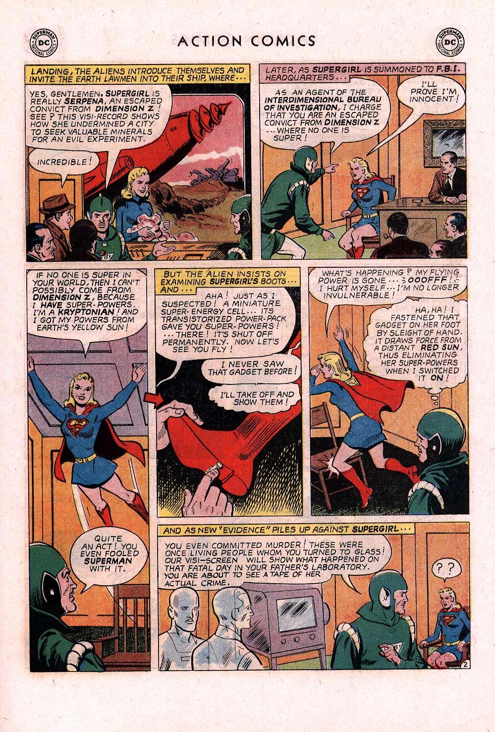 Action Comics (1938) 328 Page 14