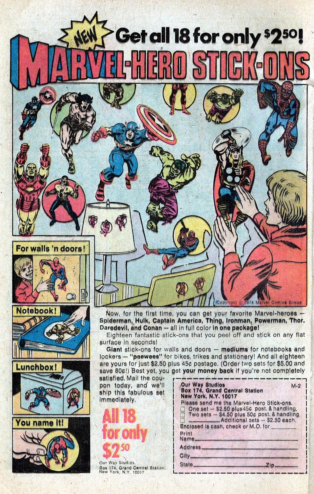 Giant-Size Spider-Man (1974) issue 5 - Page 6