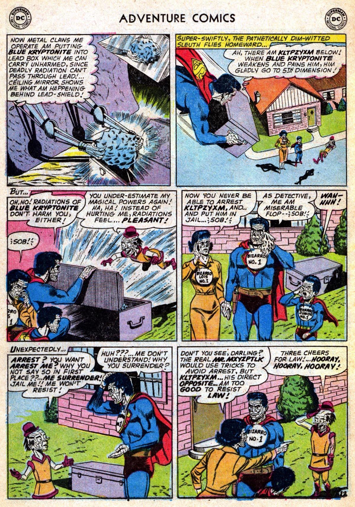 Read online Adventure Comics (1938) comic -  Issue #286 - 32