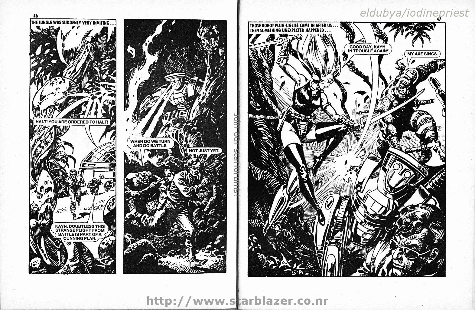 Starblazer issue 199 - Page 25