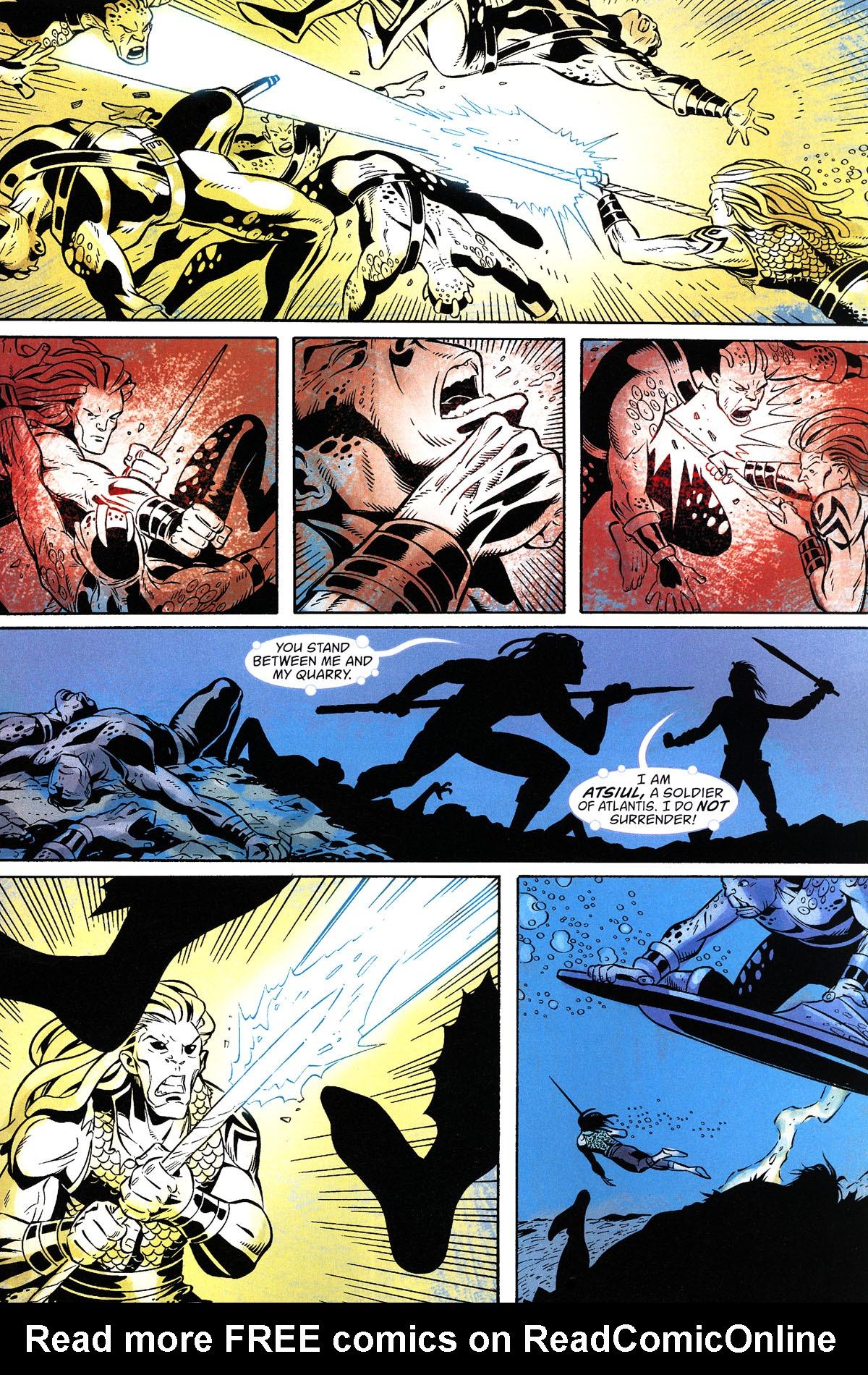 Read online Aquaman: Sword of Atlantis comic -  Issue #50 - 21