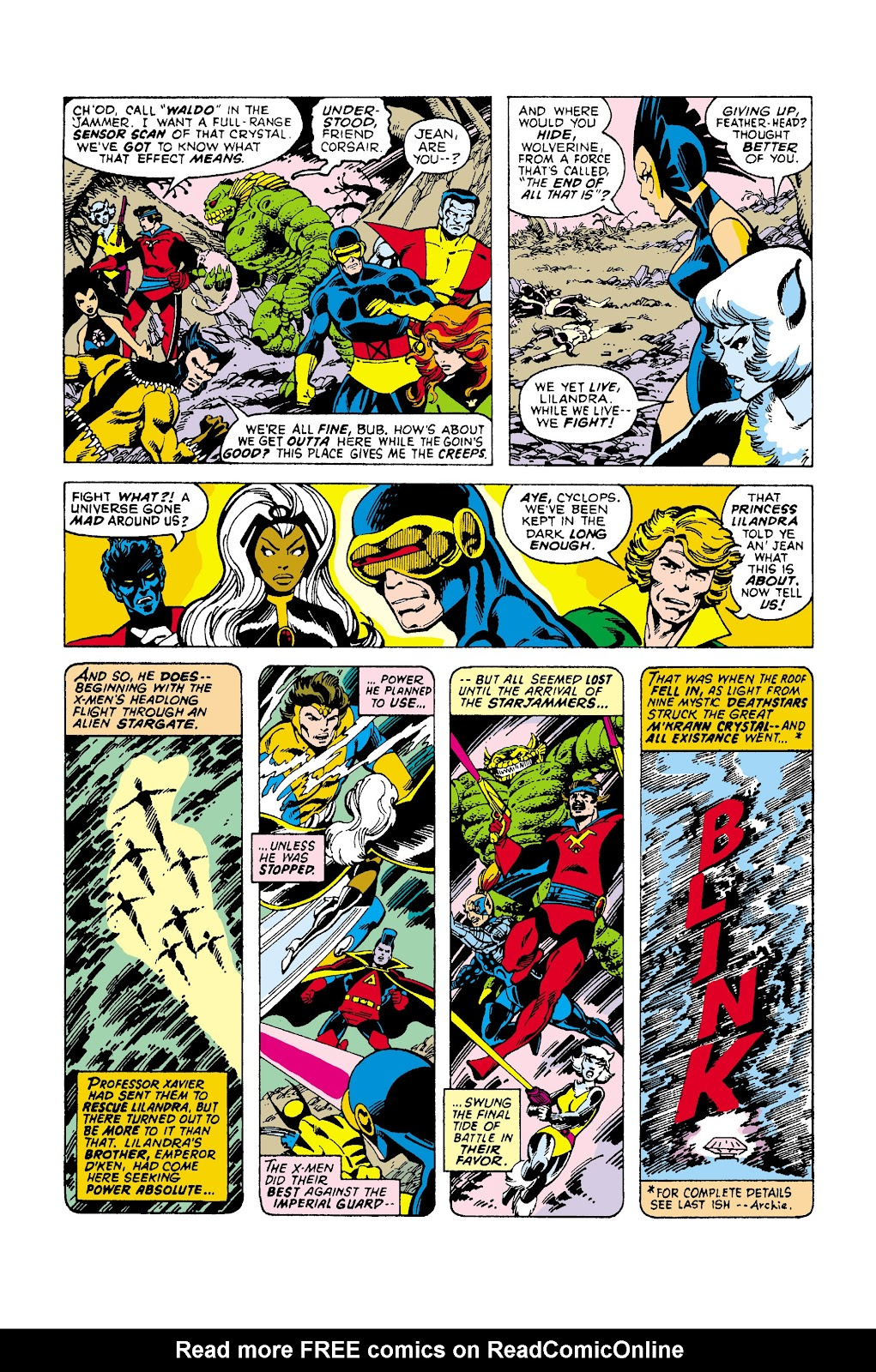 Uncanny X-Men (1963) issue 108 - Page 3