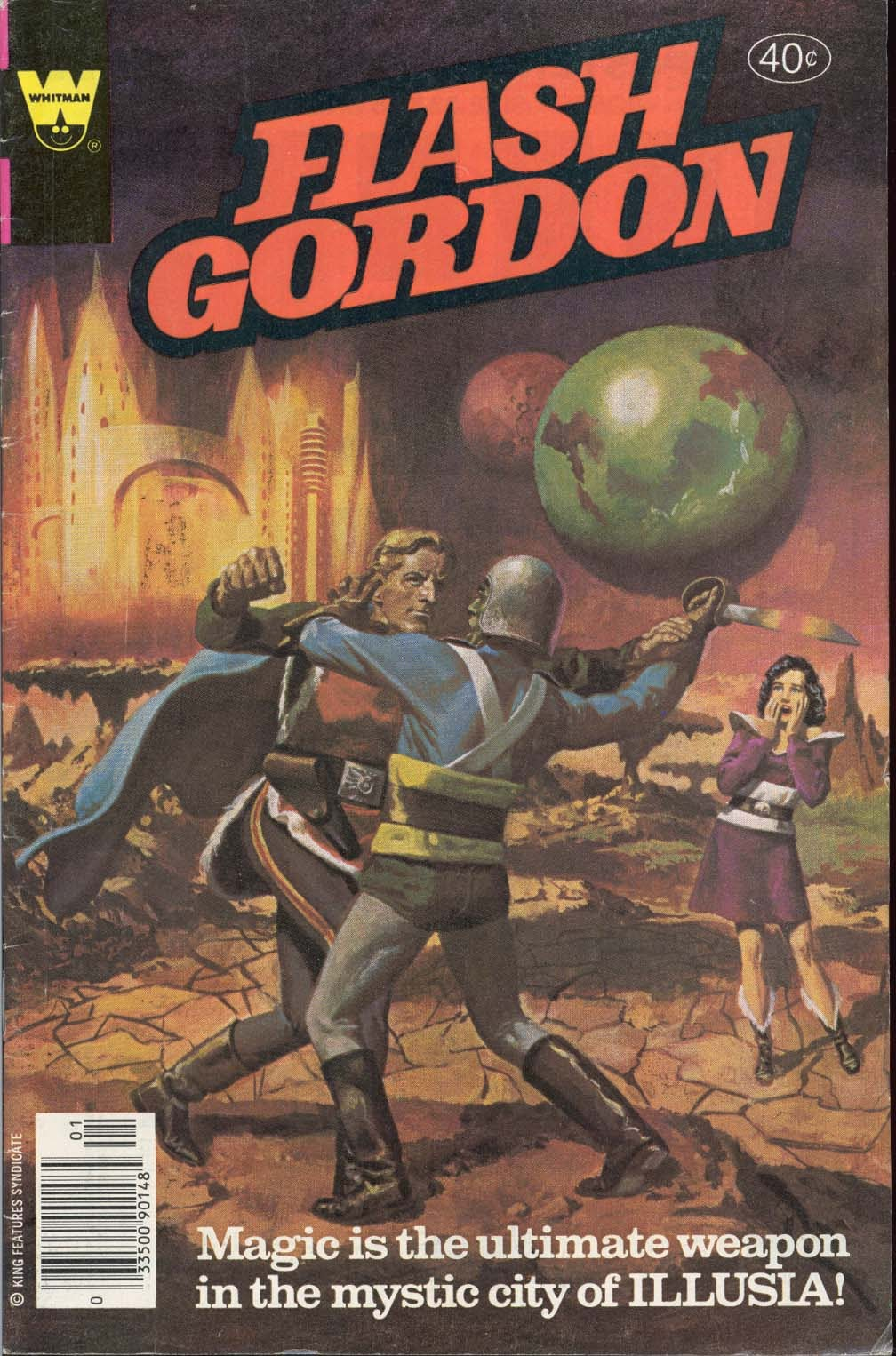Flash Gordon (1978) 27 Page 1
