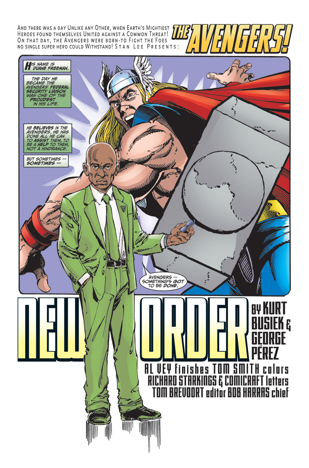 Read online Avengers (1998) comic -  Issue #27 - 2