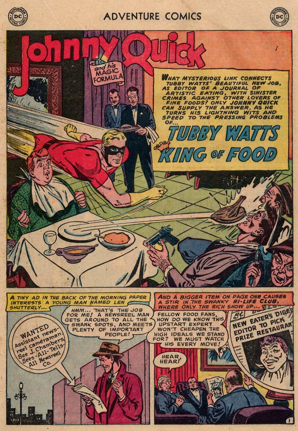 Read online Adventure Comics (1938) comic -  Issue #186 - 25