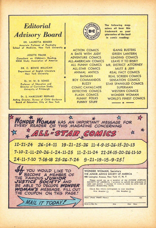 Read online Sensation (Mystery) Comics comic -  Issue #78 - 41