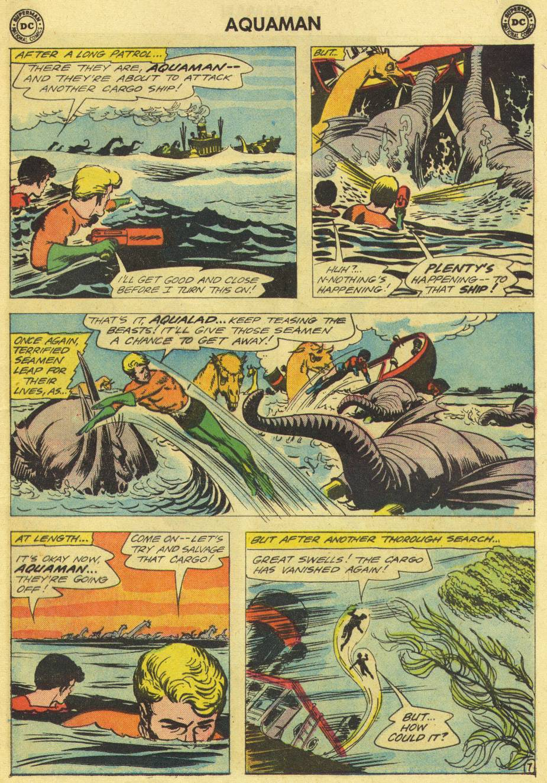 Read online Aquaman (1962) comic -  Issue #12 - 9