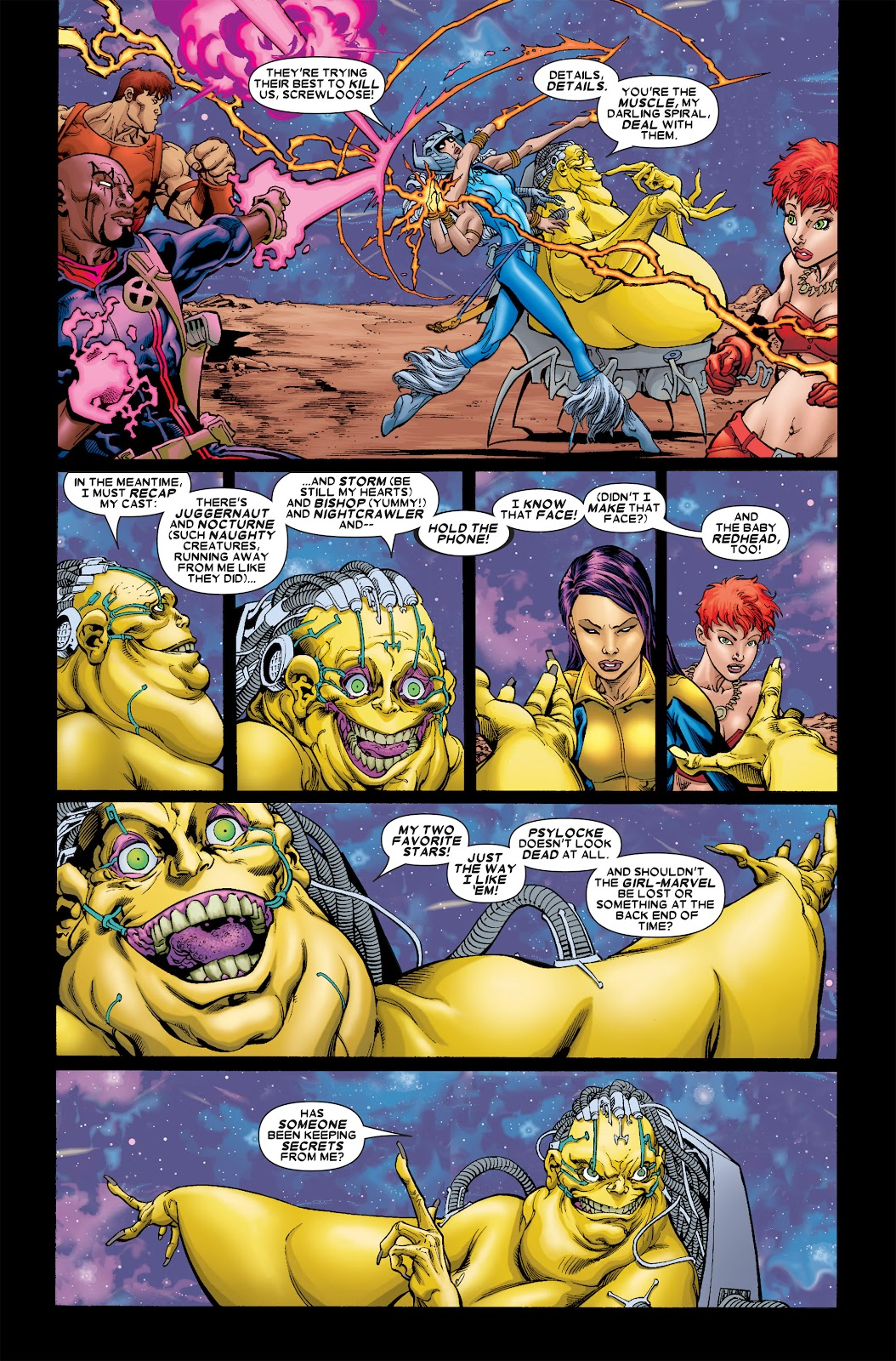 Uncanny X-Men (1963) issue 461 - Page 3