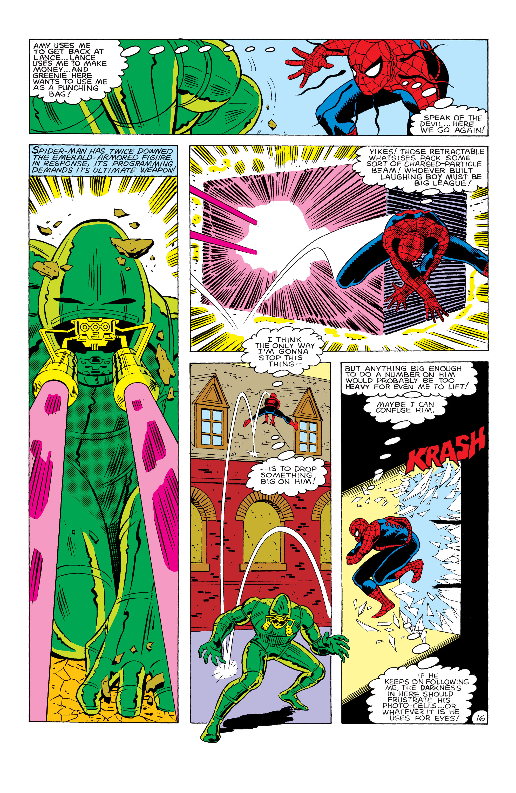 The Amazing Spider-Man (1963) 242 Page 16