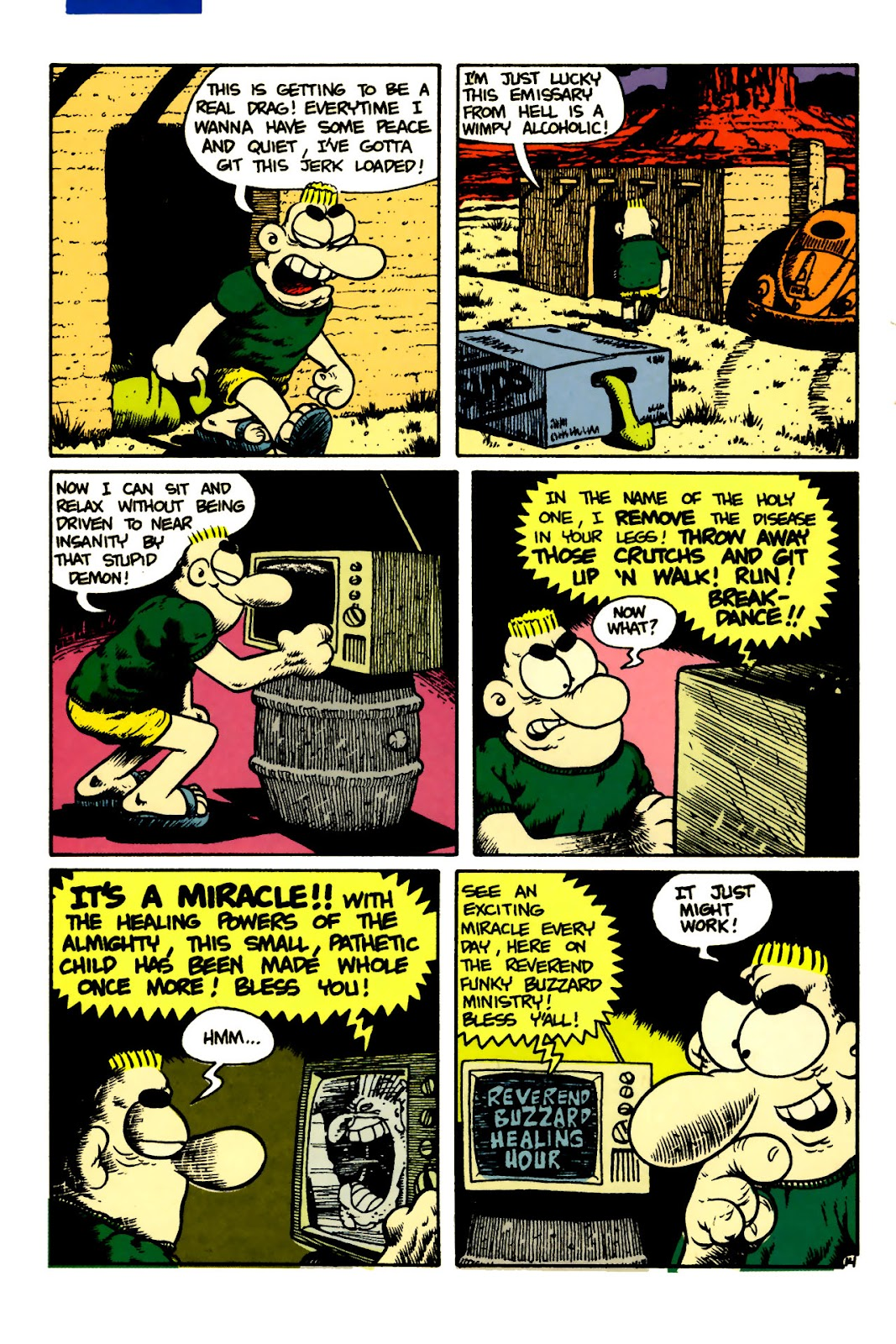 Ralph Snart Adventures (1988) issue 5 - Page 16