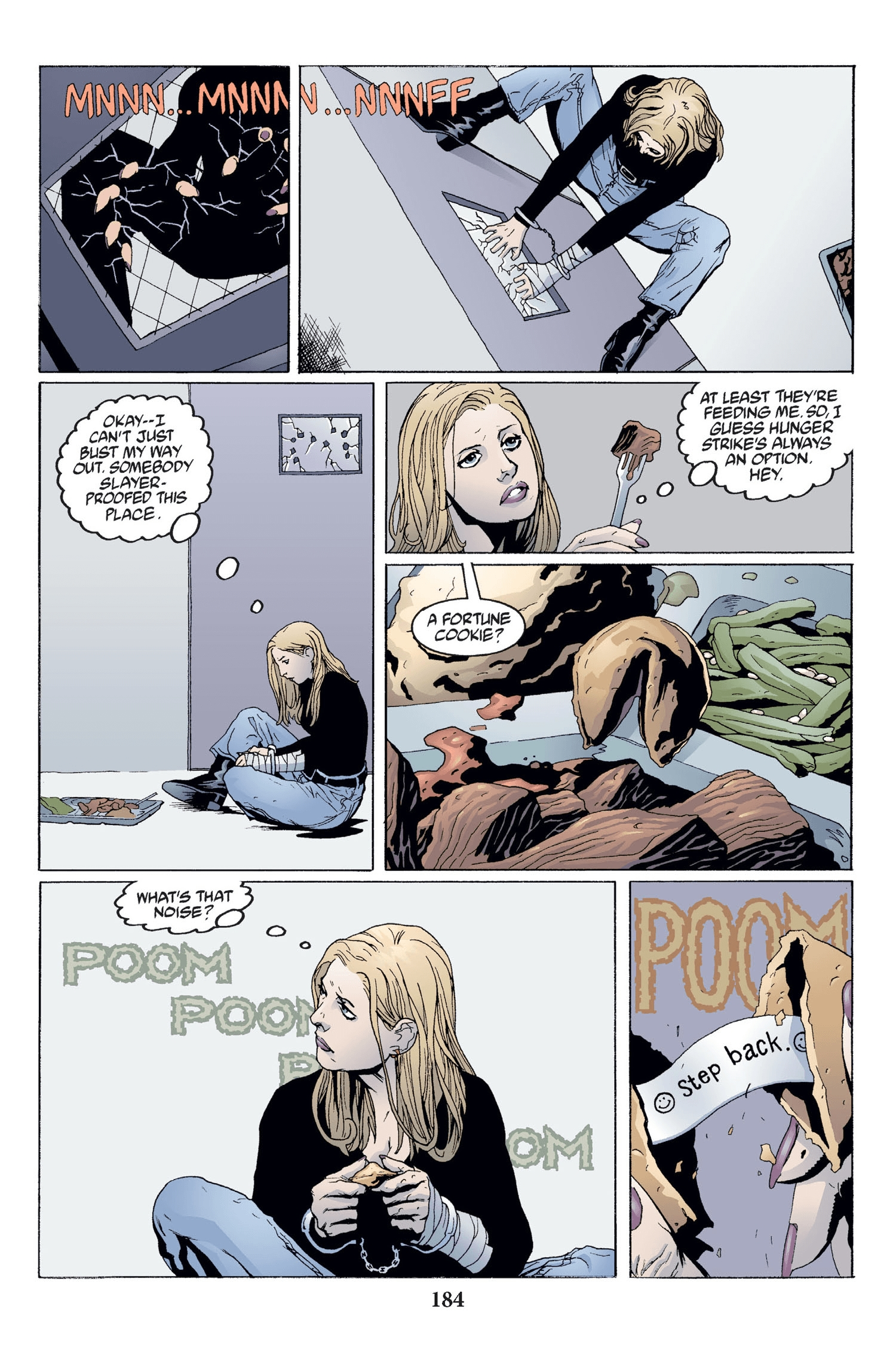 Read online Buffy the Vampire Slayer: Omnibus comic -  Issue # TPB 2 - 178