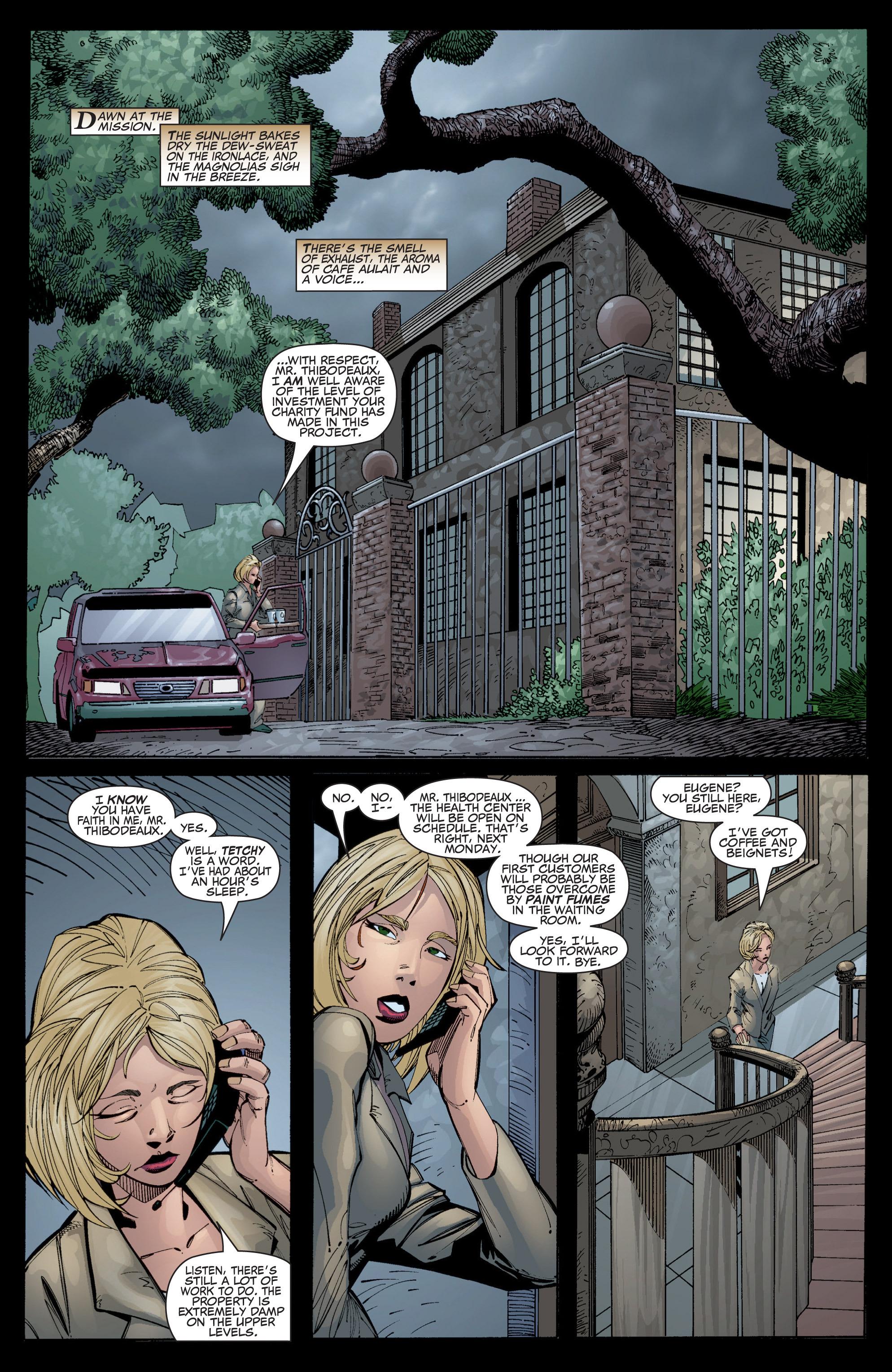 Read online Shadowman (1999) comic -  Issue #1 - 28