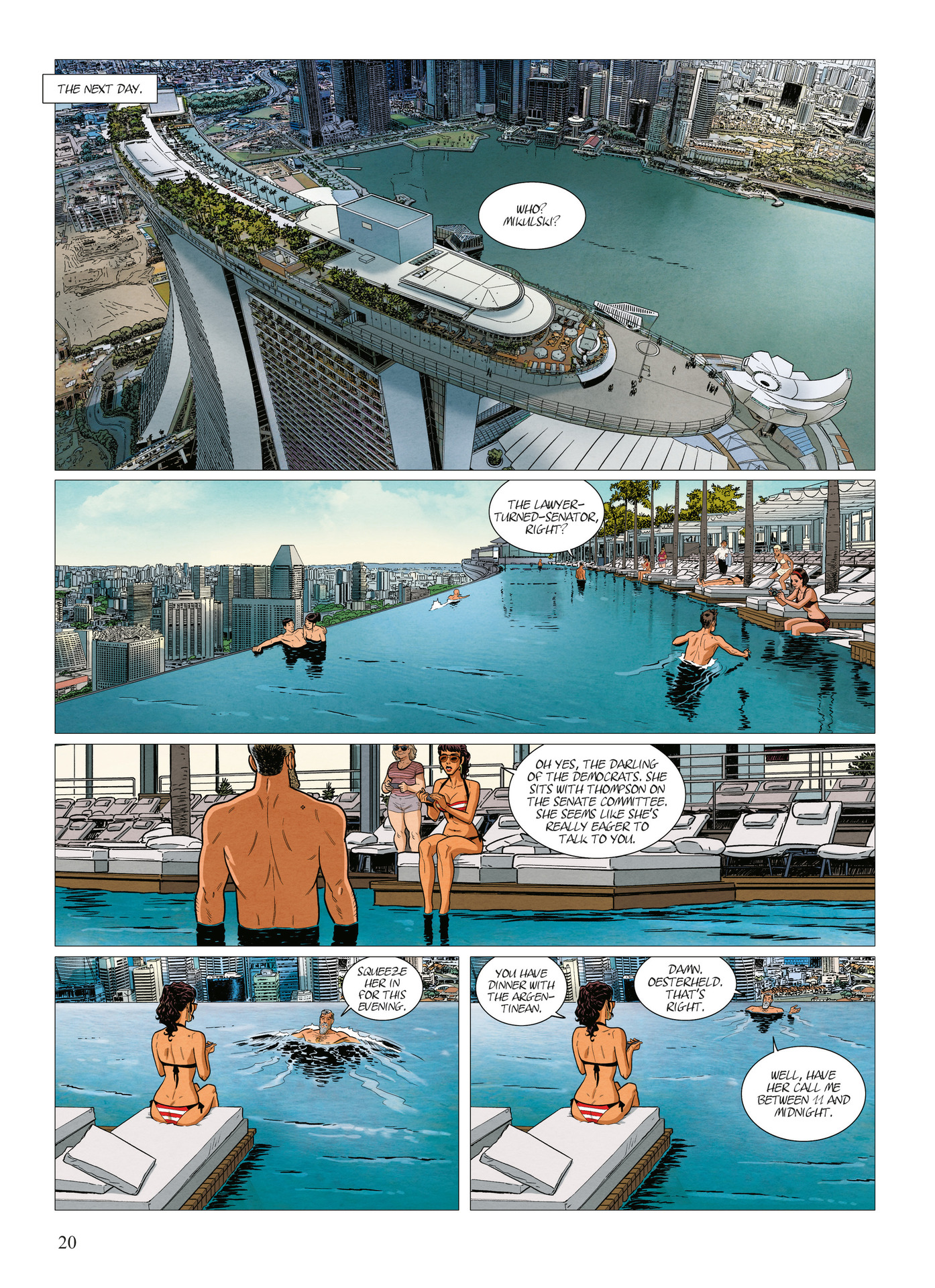 Read online Alter Ego comic -  Issue #10 - 21