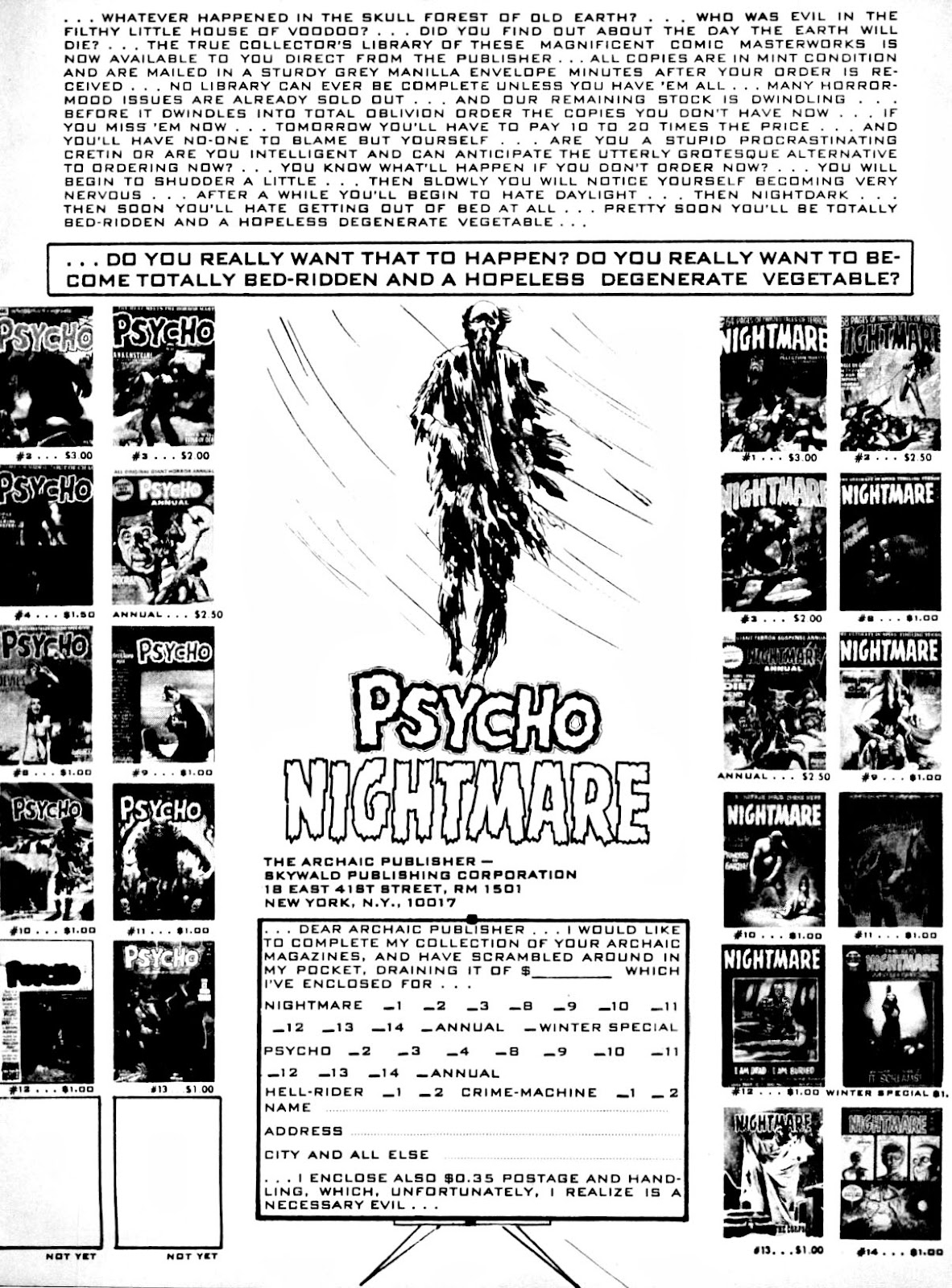 Nightmare (1970) issue 14 - Page 33