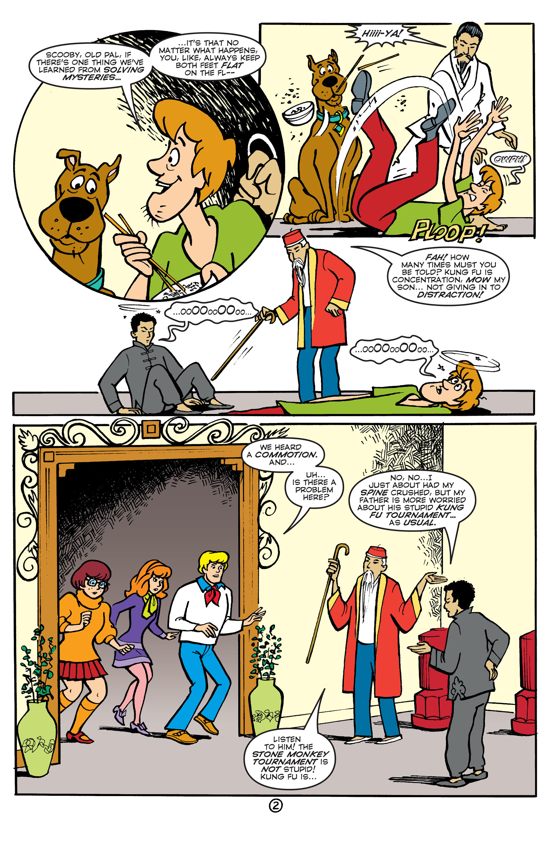 Read online Scooby-Doo (1997) comic -  Issue #51 - 3