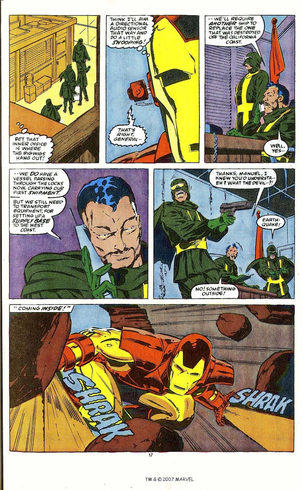 Iron Man Annual issue 10 - Page 19