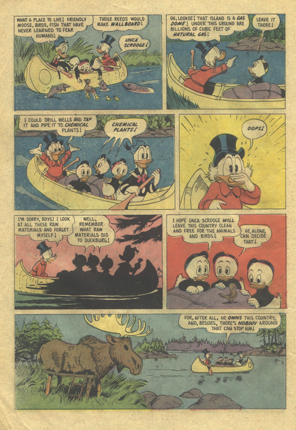 Read online Uncle Scrooge (1953) comic -  Issue #112 - 6