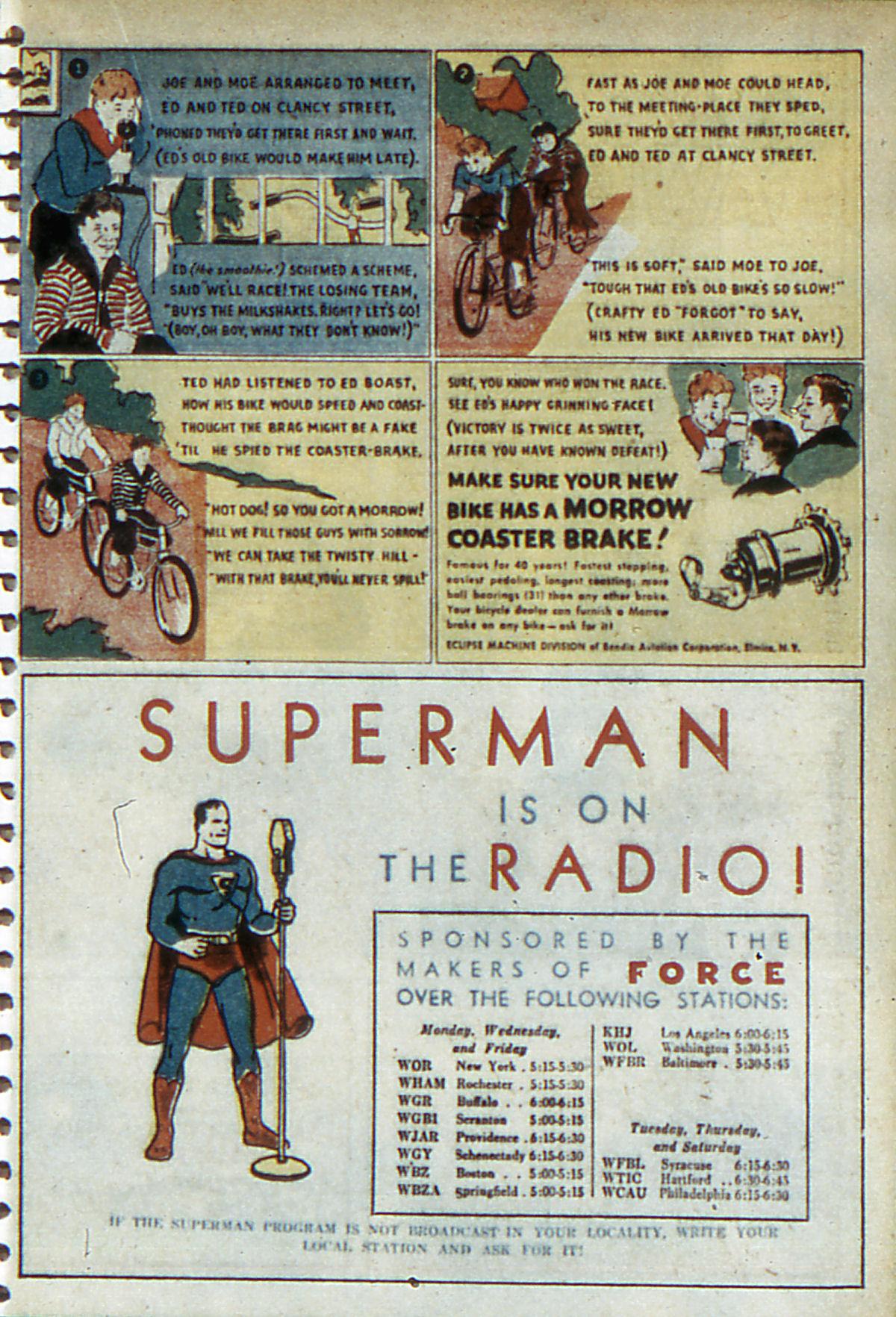 Read online Adventure Comics (1938) comic -  Issue #52 - 53