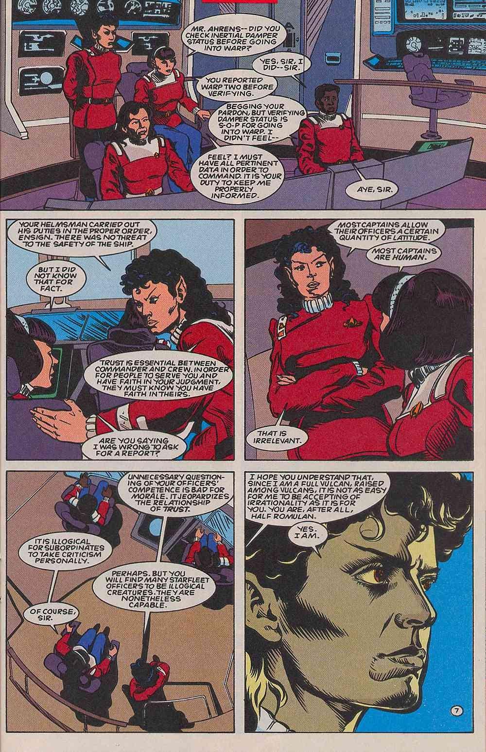 Read online Star Trek (1989) comic -  Issue # _Special 2 - 39