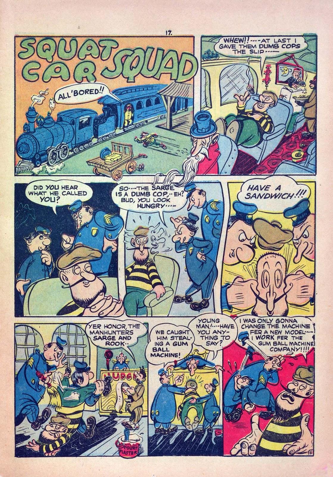 Read online Joker Comics comic -  Issue #2 - 19