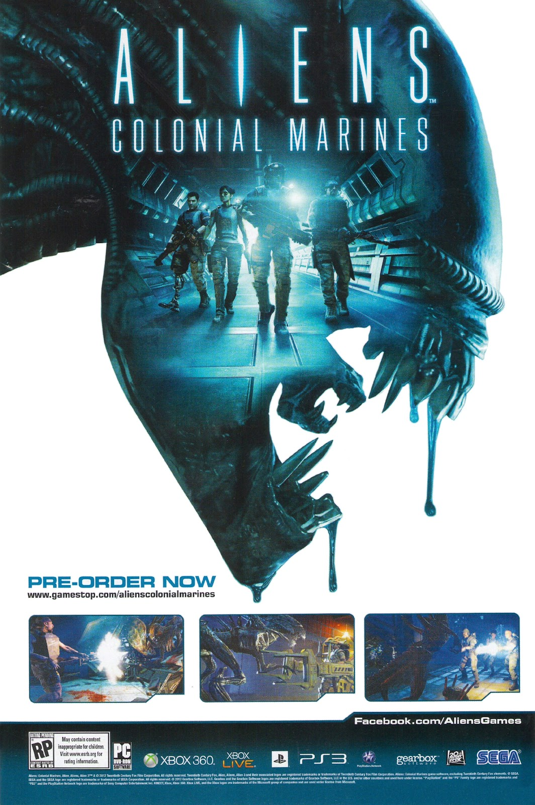 Read online Aliens: Colonial Marines - No Man Left Behind comic -  Issue # Full - 14