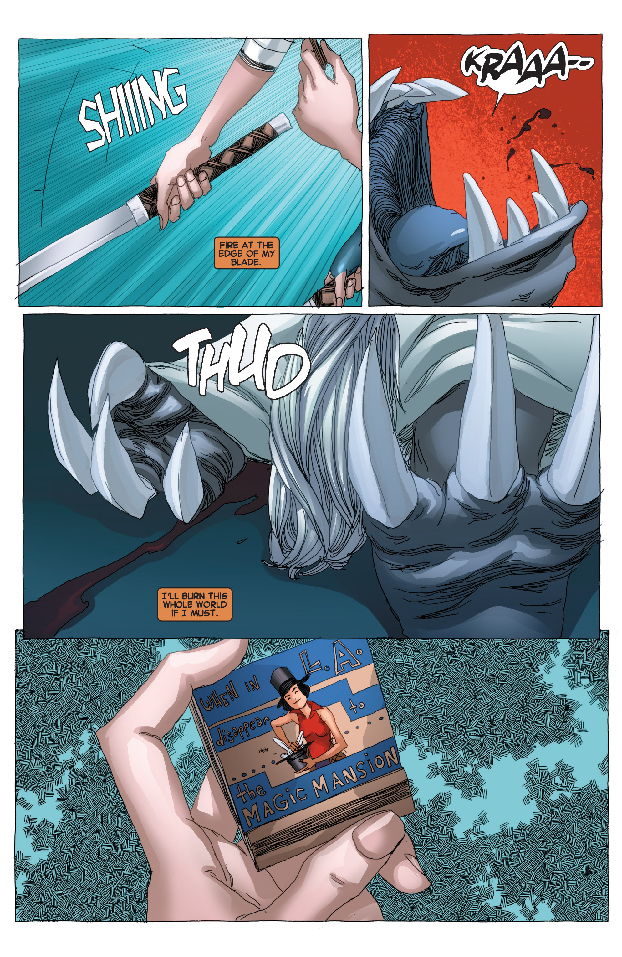 Read online Uncanny X-Force (2013) comic -  Issue #12 - 14